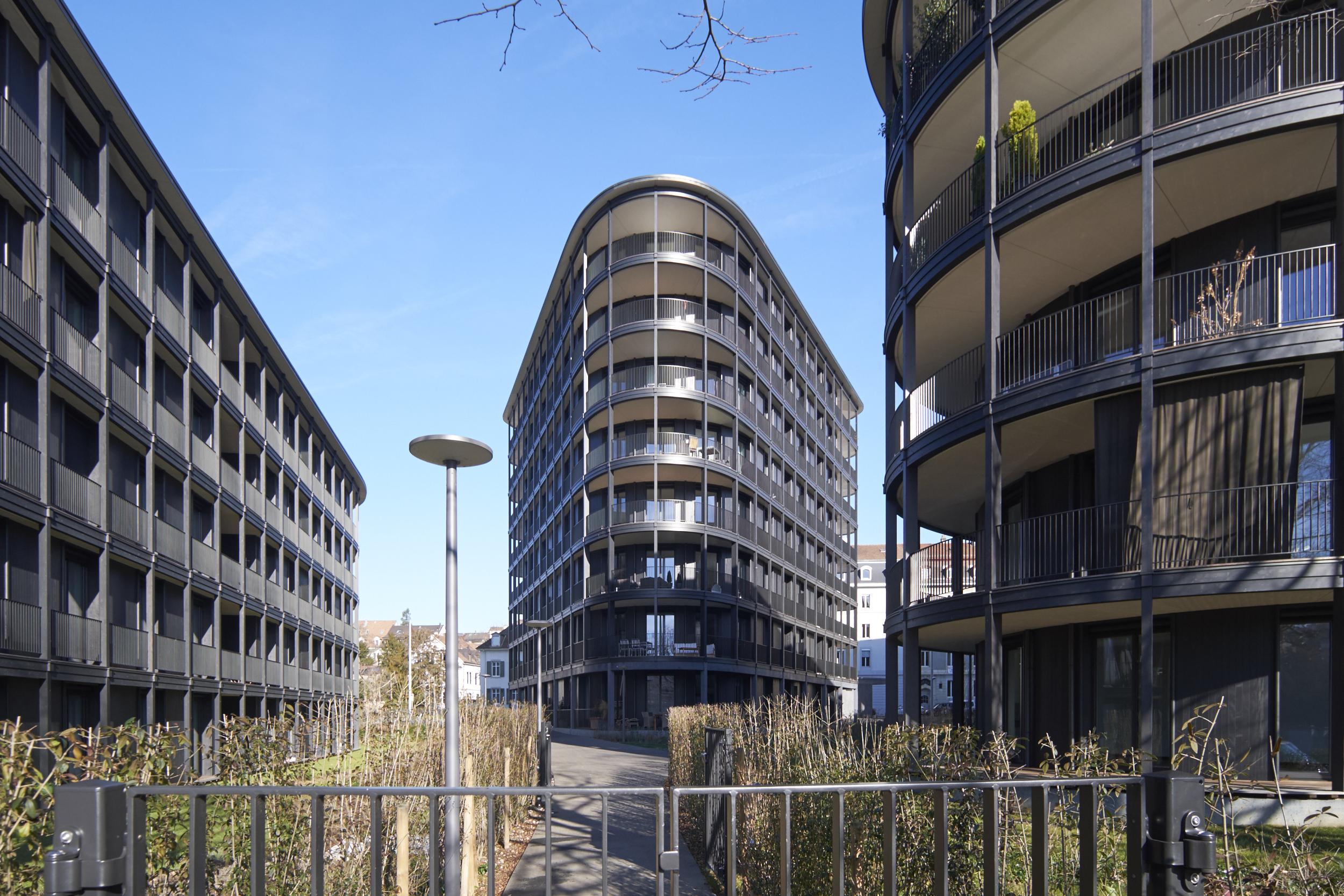 Neue Wohnungen für den gehobenen Mittelstand auf dem Kinderspital-Areal