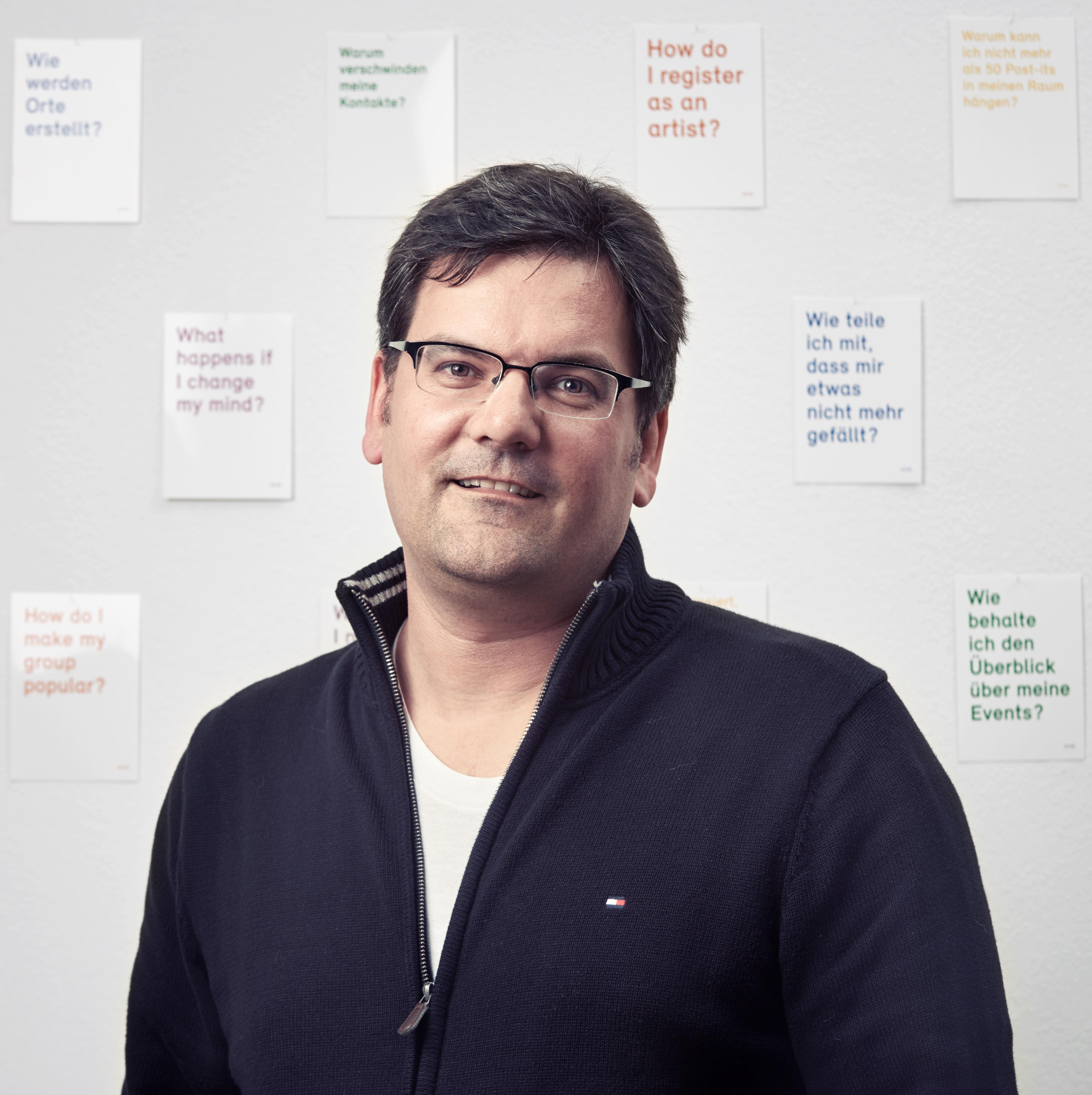 «Wir sind vor allem an der Qualität interessiert»: Stefan Zanetti von der Entwicklerfirma qipp.