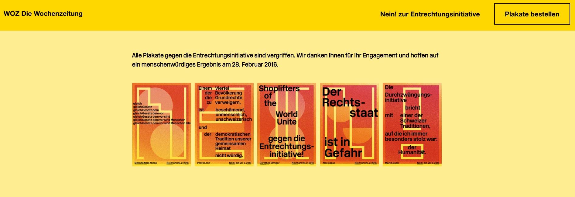 Screenshot entrechtung.ch