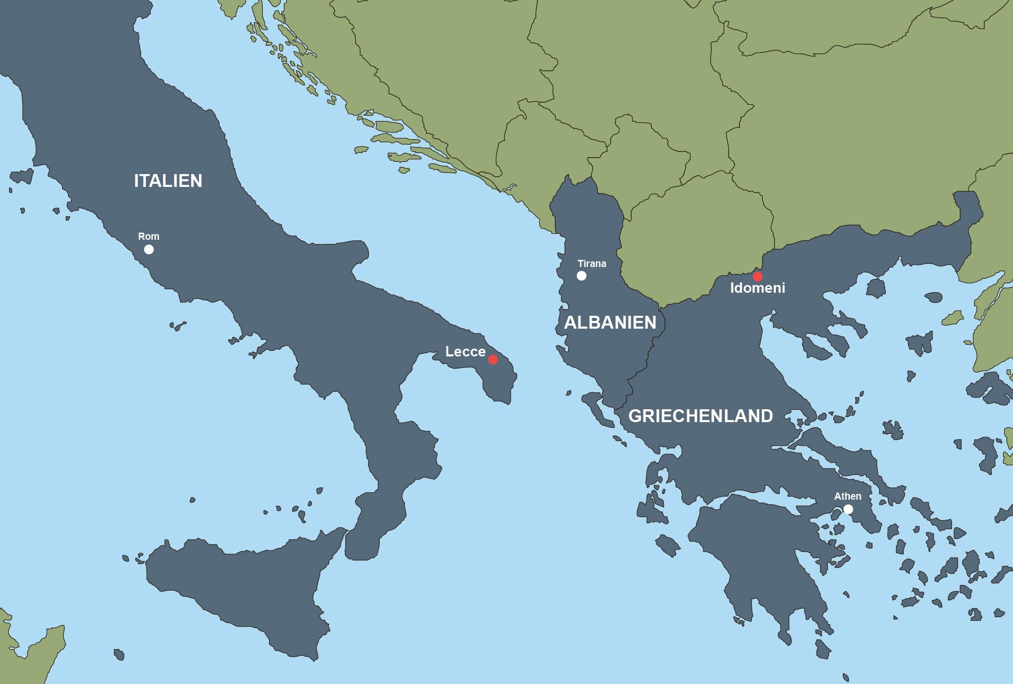 italien albanien
