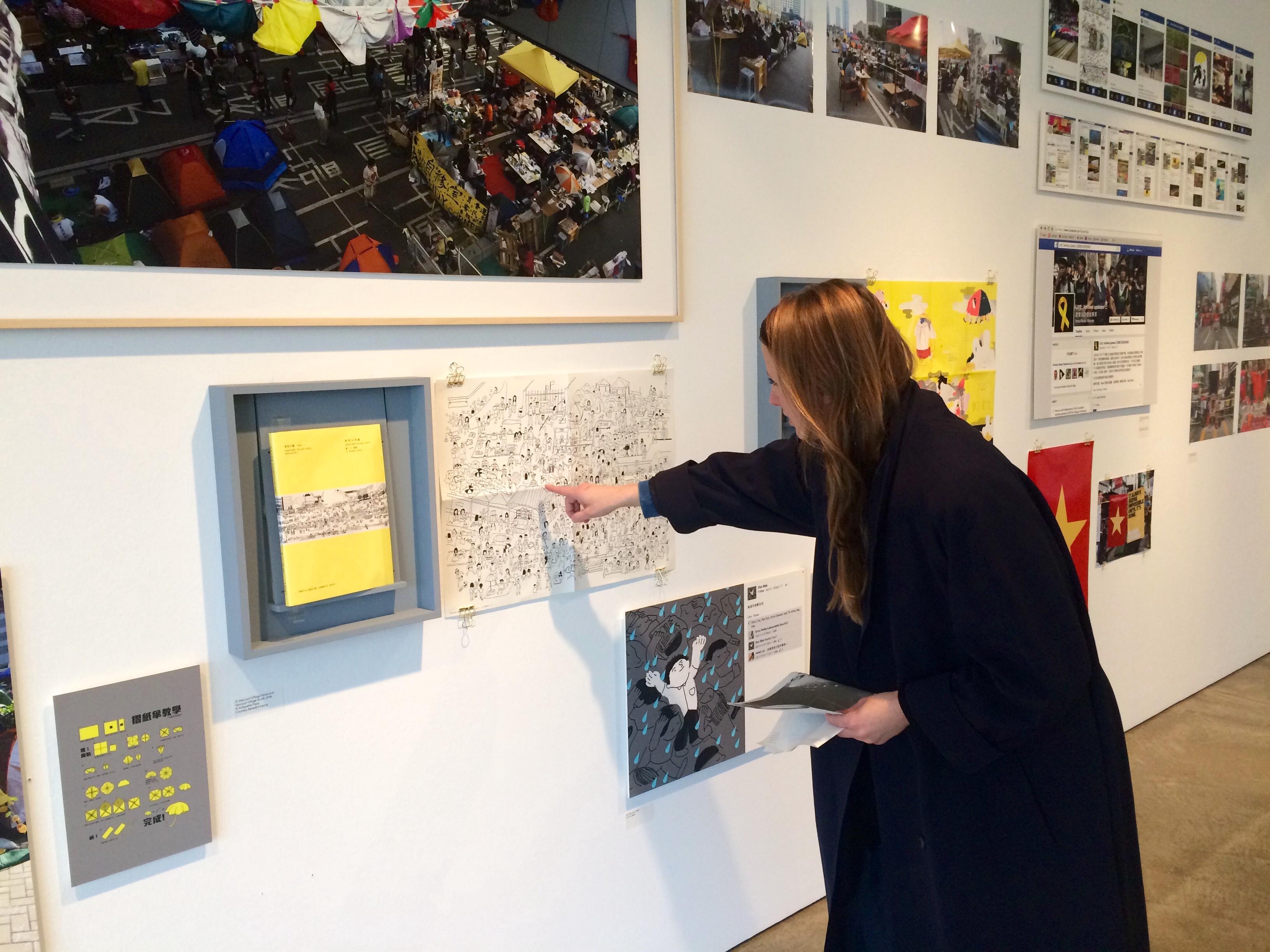 «Design ist eine kreative Übersetzung»: Designerin Matylda Krzykowski in der aktuellen Ausstellung der Vitra-Galerie.