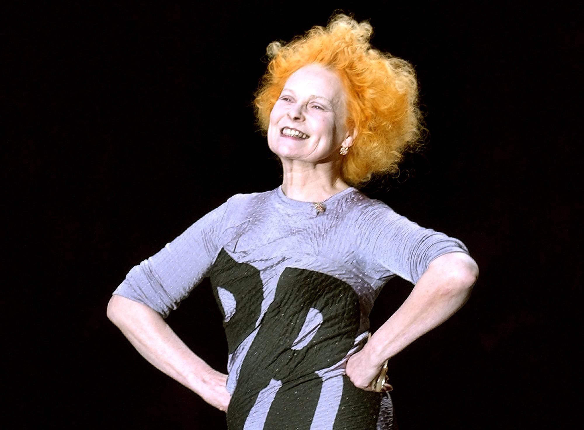 7 Saftige Sprüche Von Dame Vivienne Westwood