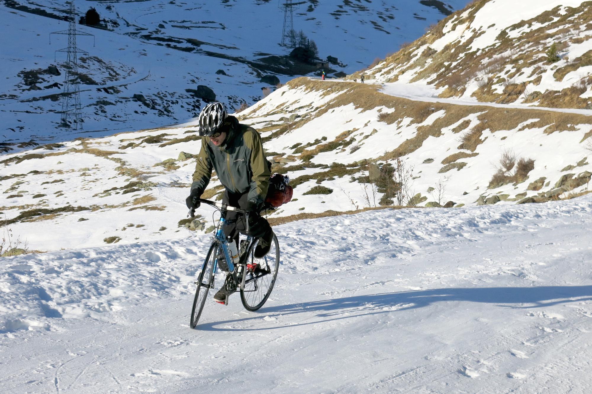 «Hee, Unterländer, wir gehen ja auch nicht an der Bahnhofsstrasse Skifahren!»