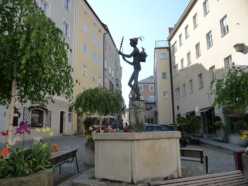 Papagenoplatz Salzburg