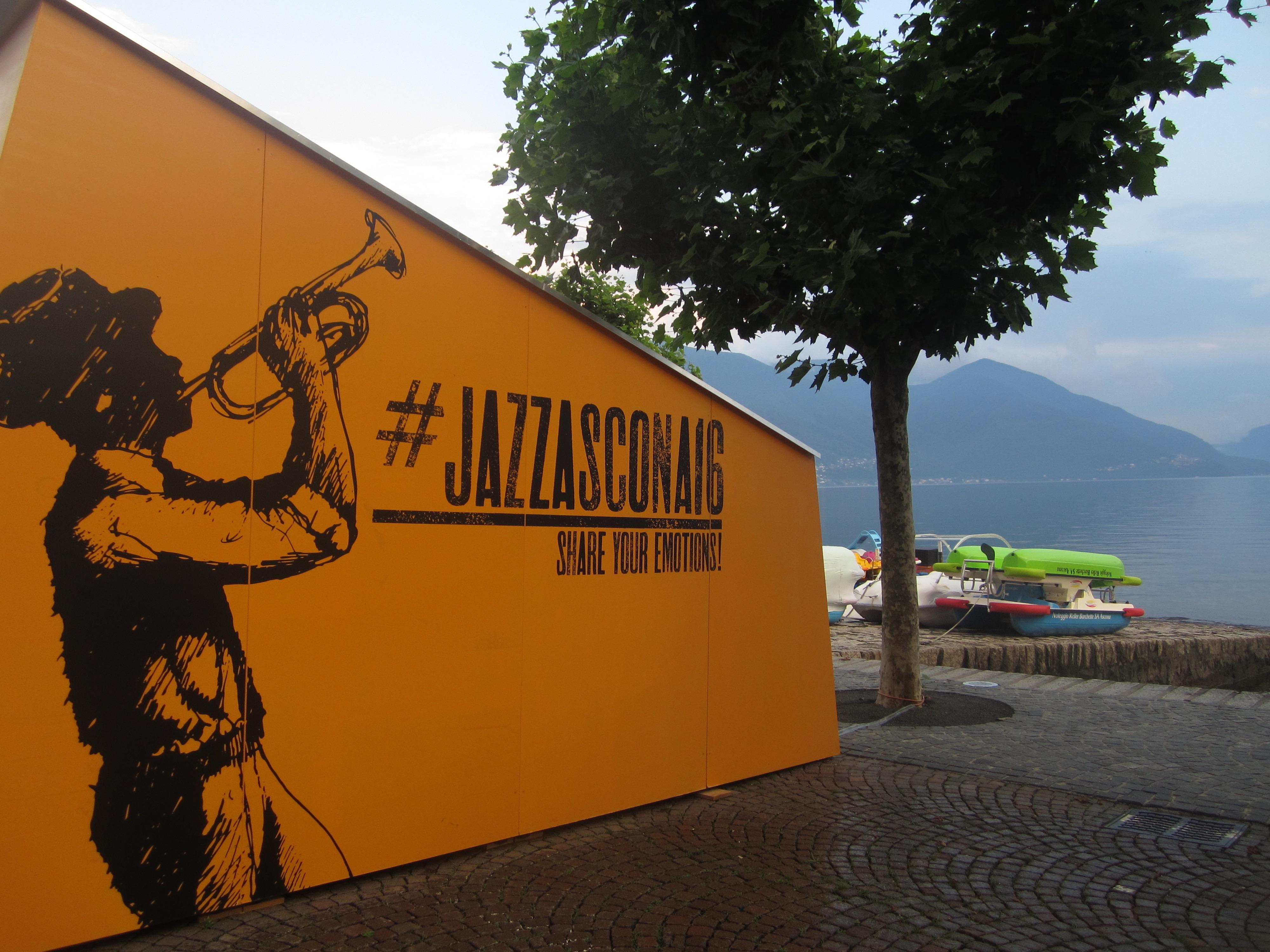 Ende Juni, anfangs Juli ist in Ascona jeweils Jazz angesagt. Sommer, Musik, wunderschöne Umgebung – was will man mehr?