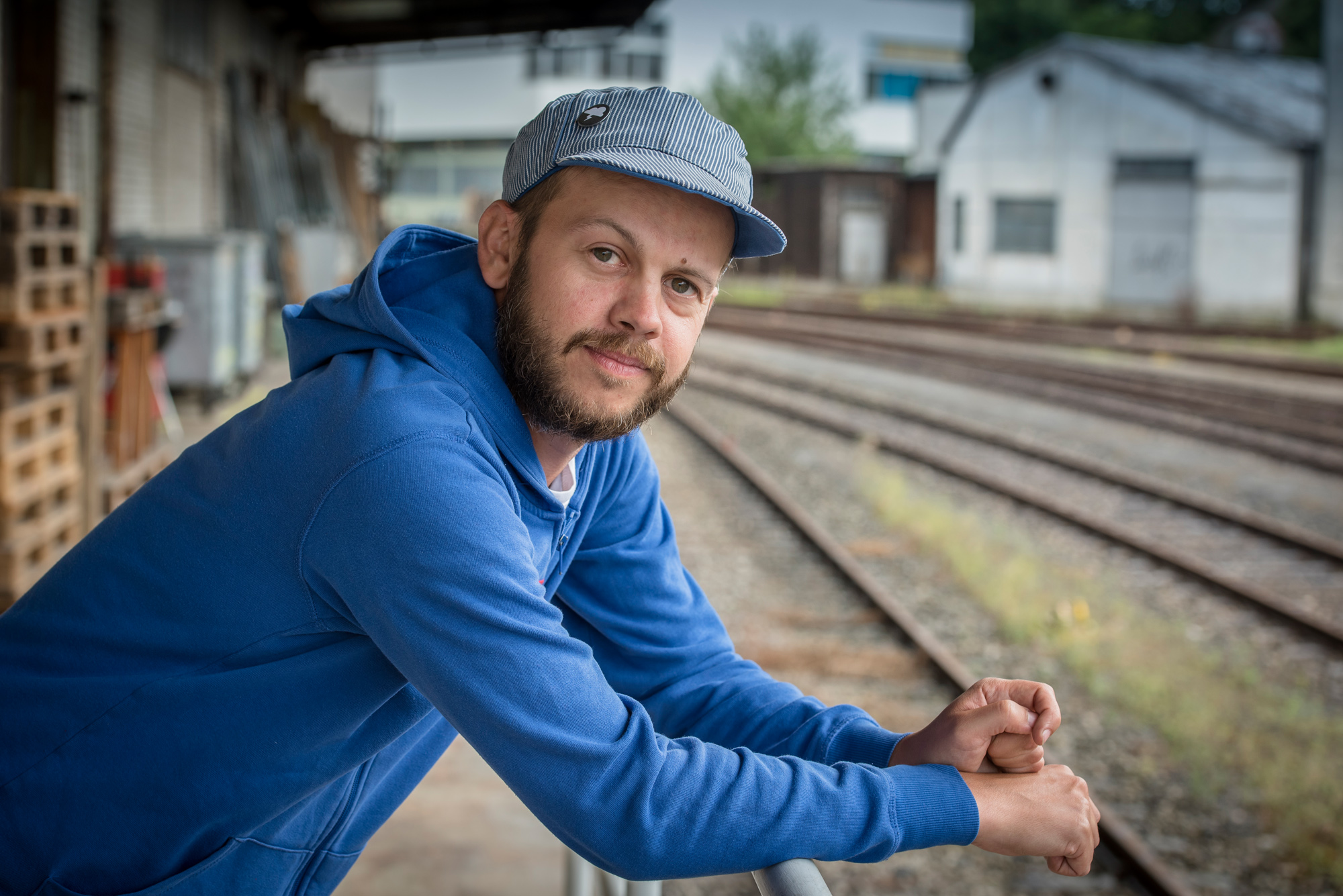 Christian Mueller, Freistaat Unteres Kleinbasel, FUK