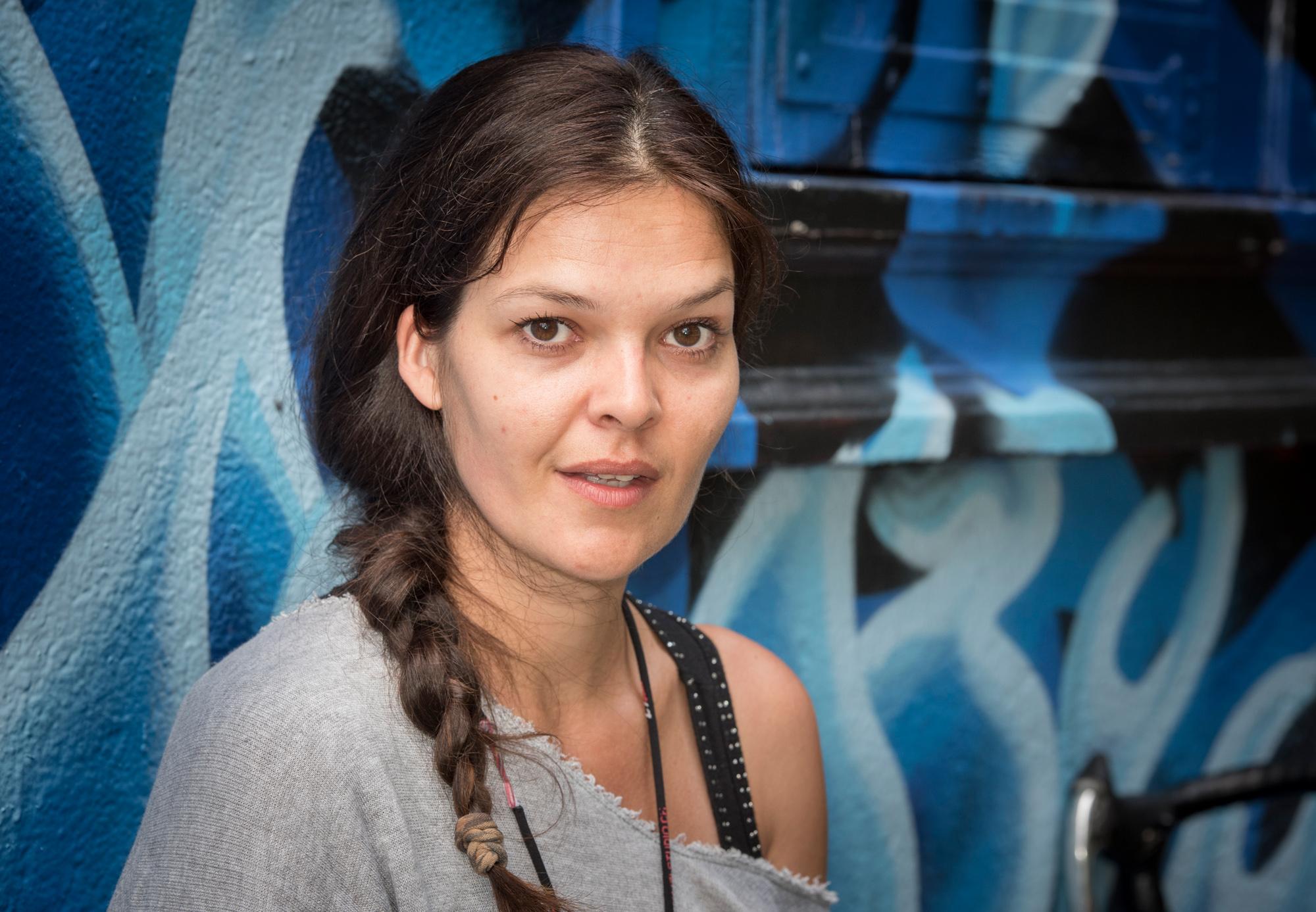 «Für mich ist das Haus ein weisses Blatt», sagt die neue BookerinTanya Gavrancic.