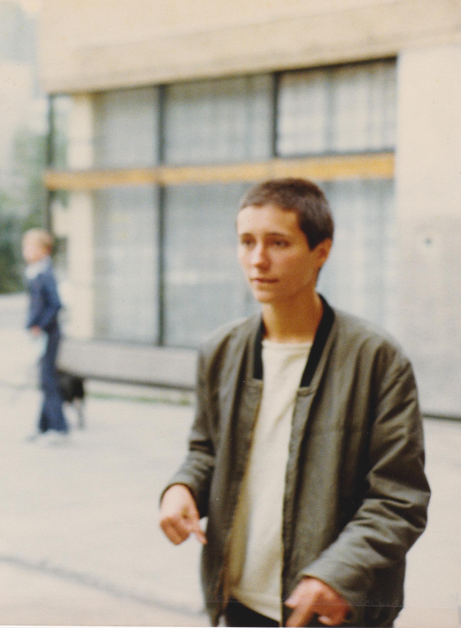 Heidi Mück 1981 auf dem Weg an eine Anti-AKW-Demo: «Ich war ein wütendes Mädchen.»