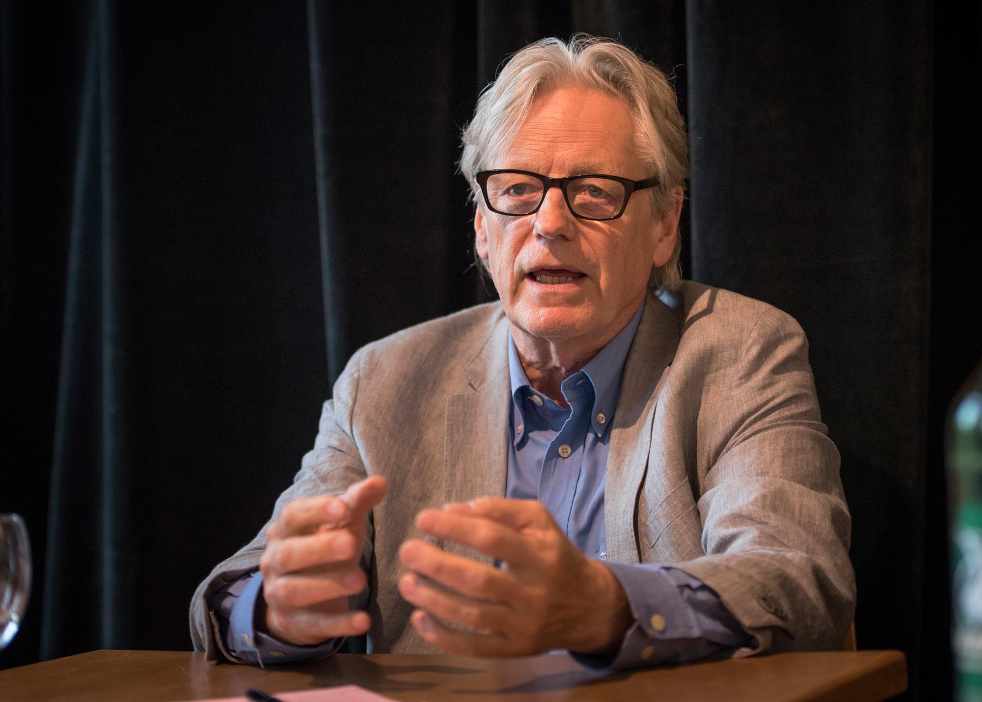 Thomas Held, Ex-Avenir-Suisse-Präsident, für das NDG: «Die Terroristen sind uns technologisch meilenweit voraus».