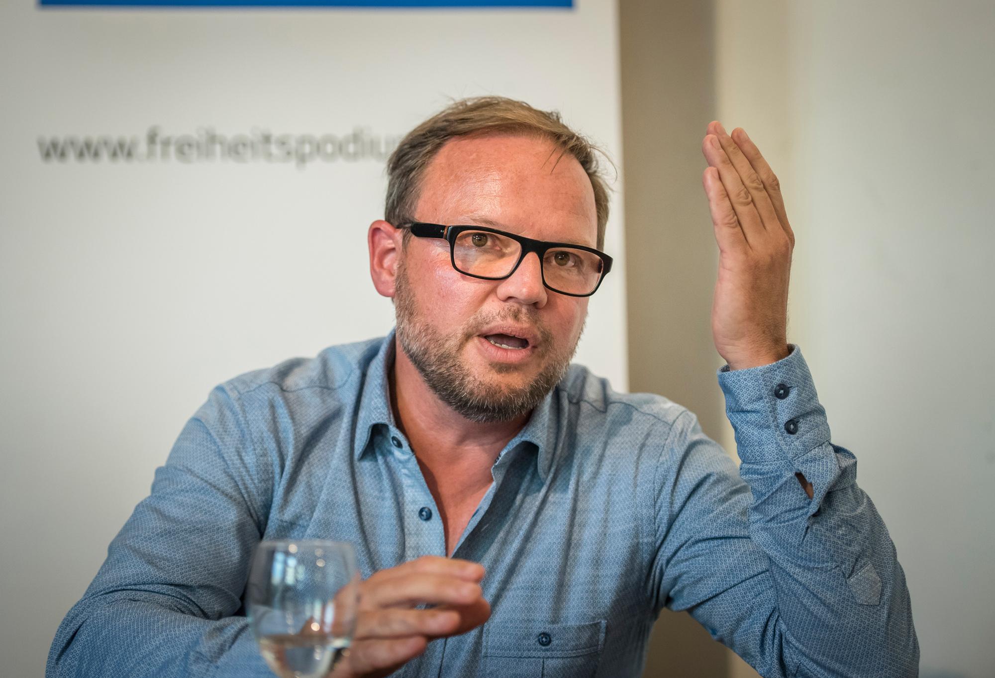 Kurt Pelda, Journalist, für das NDG: «Der Nachrichtendienst muss mehr machen können als ich, sonst können wir ihn ja gleich abschaffen.»