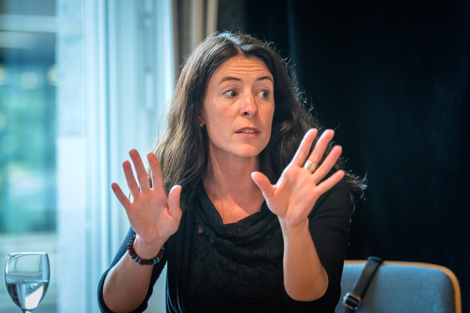 Tanja Soland, SP-Grossrätin, gegen das NDG: «Schaut man das Gesetz oberflächlich an, hat man nicht das Gefühl, dass sich viel ändert. Da täuscht man sich. Ich setze lieber auf Polizei, auf Gerichte, auf Strafverfahren.»