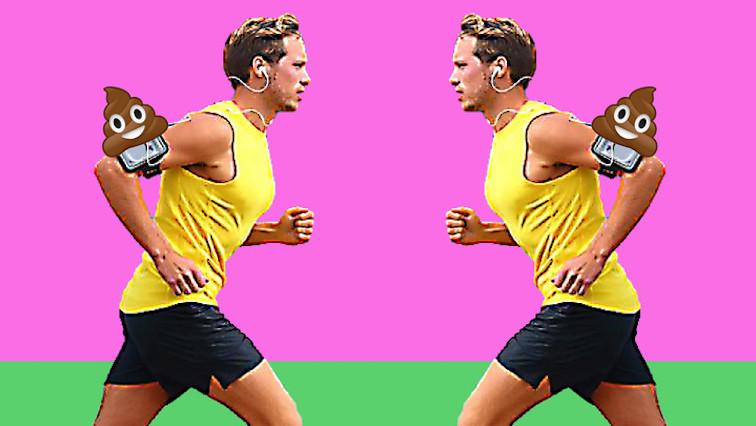 Laufen Mit Jogging Apps Die Vermessung Des Nichts Tageswoche