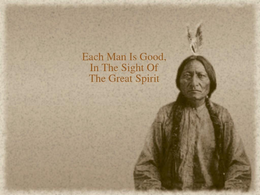 Nie eines Wortes verlegen. Sitting Bull,StammeshäuptlingundMedizinmannder amerikanischenHunkpapa-Lakota-Sioux.
