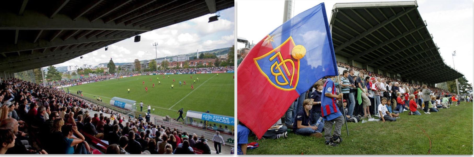 Schweizer Cup im September 2009 in Zug: Der FC Basel gewinnt gegen Cham vor 5200 Zuschauern mit 3:0. Torschützen damals unter FCB-Trainer Thorsten Fink: Zweimal Federico Almerares und Orhan Mustafi.