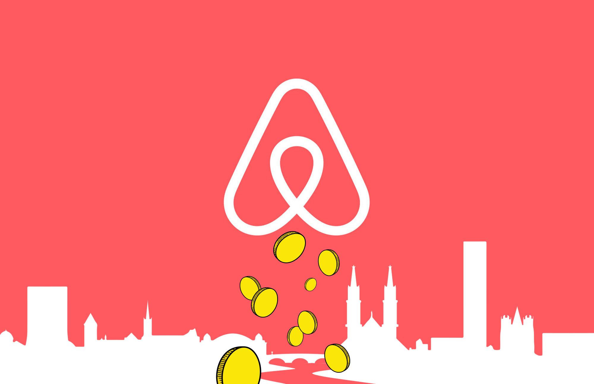 Geldregen von Airbnb: Gäste, die ein Zimmer über den Online-Dienst bestellen, sollen in Zukunft 3,50 Franken Kurtaxe zah