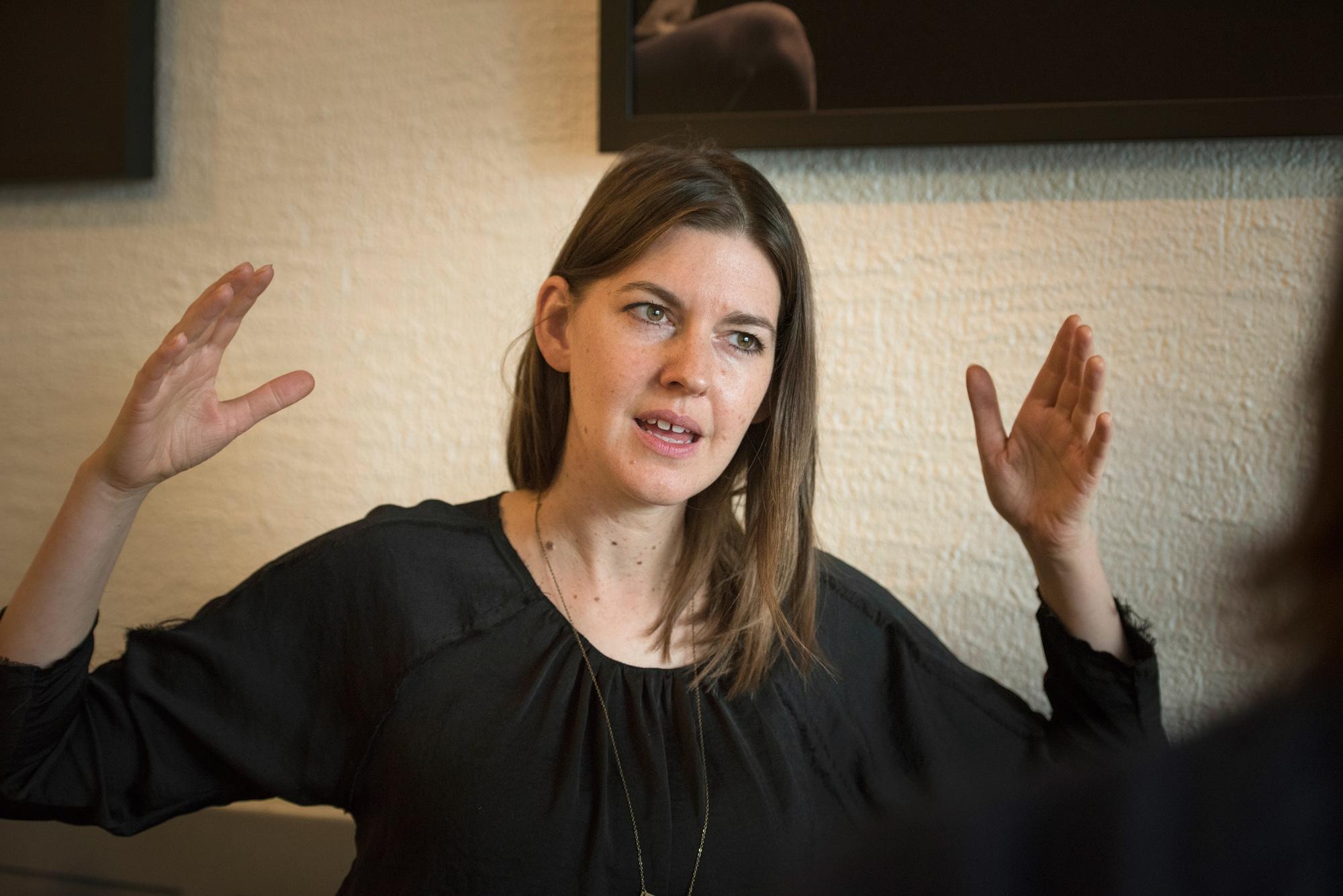 Ihr internationales Beziehungsnetz nutzt Andrea Samborski nun für ihre eigene Konzertagentur.