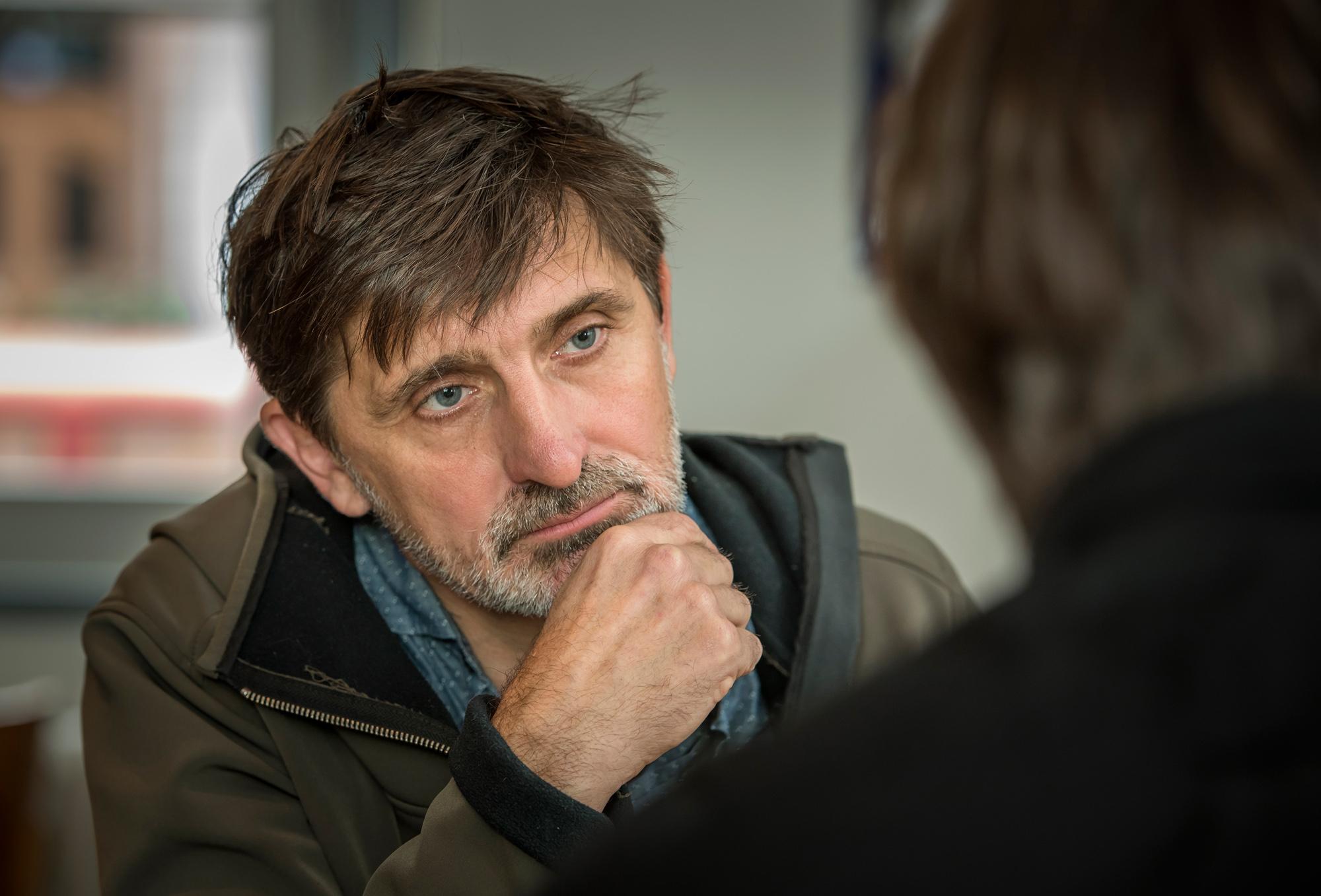 Robert Vilim ist im Parterre neu auch für das musikalische Bühnenprogramm verantwortlich.