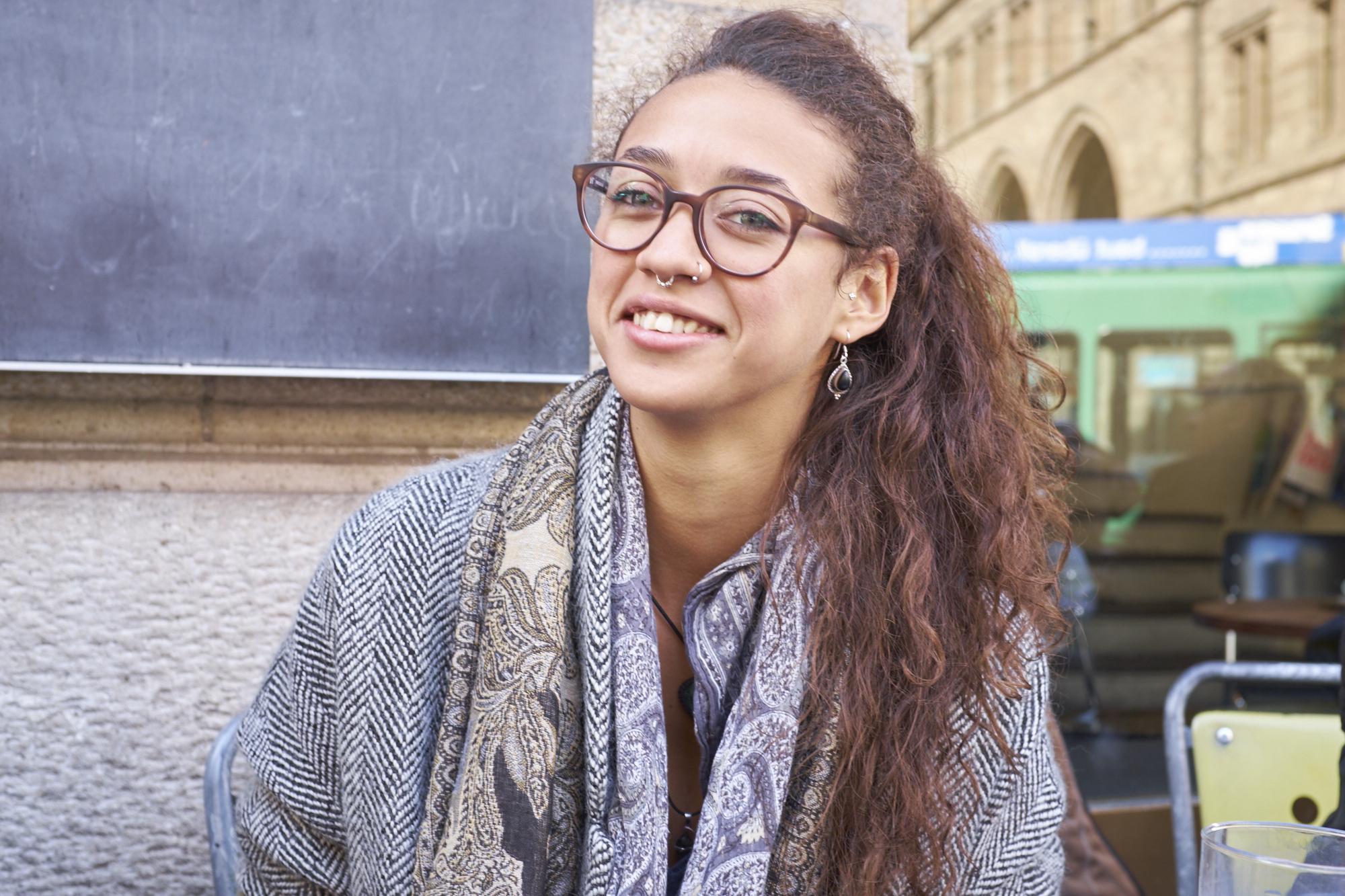 «Ich habe keine einzige News-App installiert», sagt die 23-jährige Sozialpädagogin Stephanie Buser.