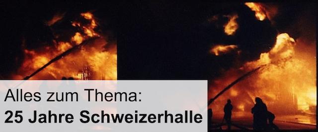 Viele weitere Informationen zur Chemiekatastrophe in Schweizerhalle in unserem Dossier zum 25. Jahrestag 2011.