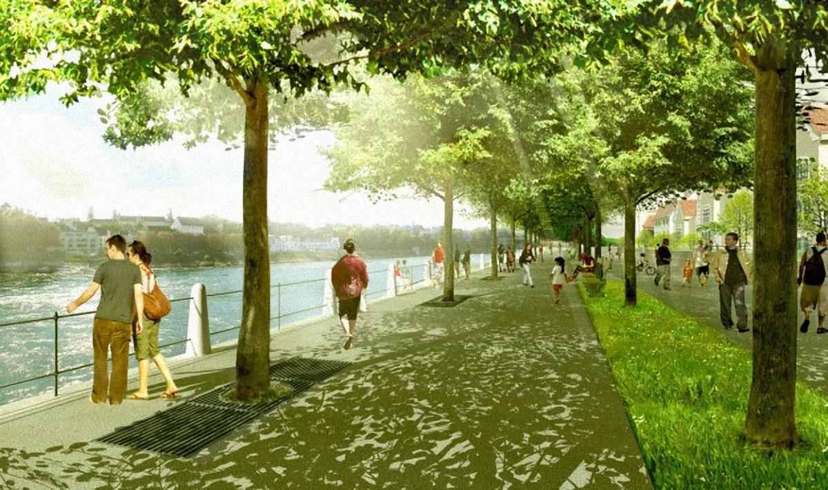 Das Siegerprojekt von Hager Partner AG Zürich aus dem Gestaltungswettbewerb aus dem Jahr 2010 ist für viele Jahre auf Eis gelegt.