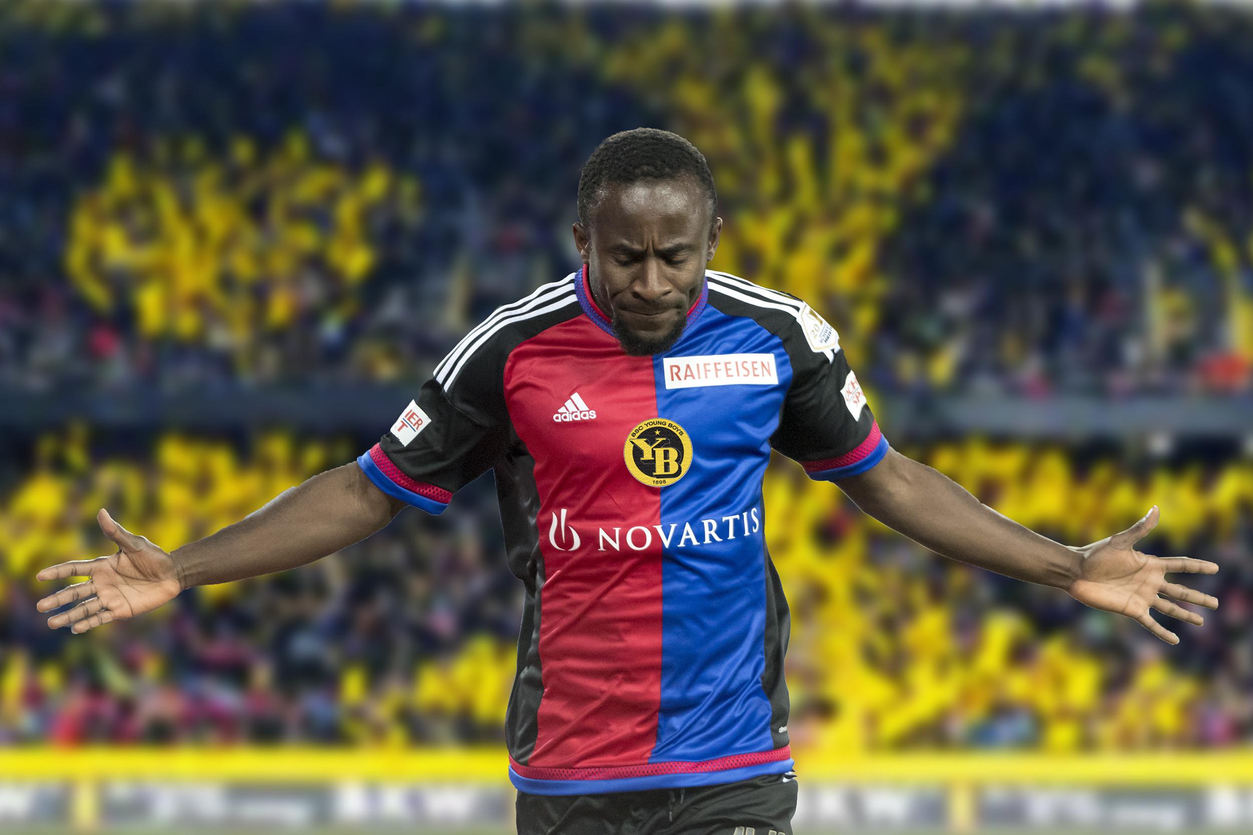Seydou Doumbia trifft mit dem FC Basel auf seinen Ex Verein Young