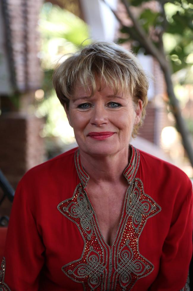 «Reich werde ich damit nicht»: Für Christine Ferrari steht eine befriedigende Beschäftigung im Mittelpunkt.