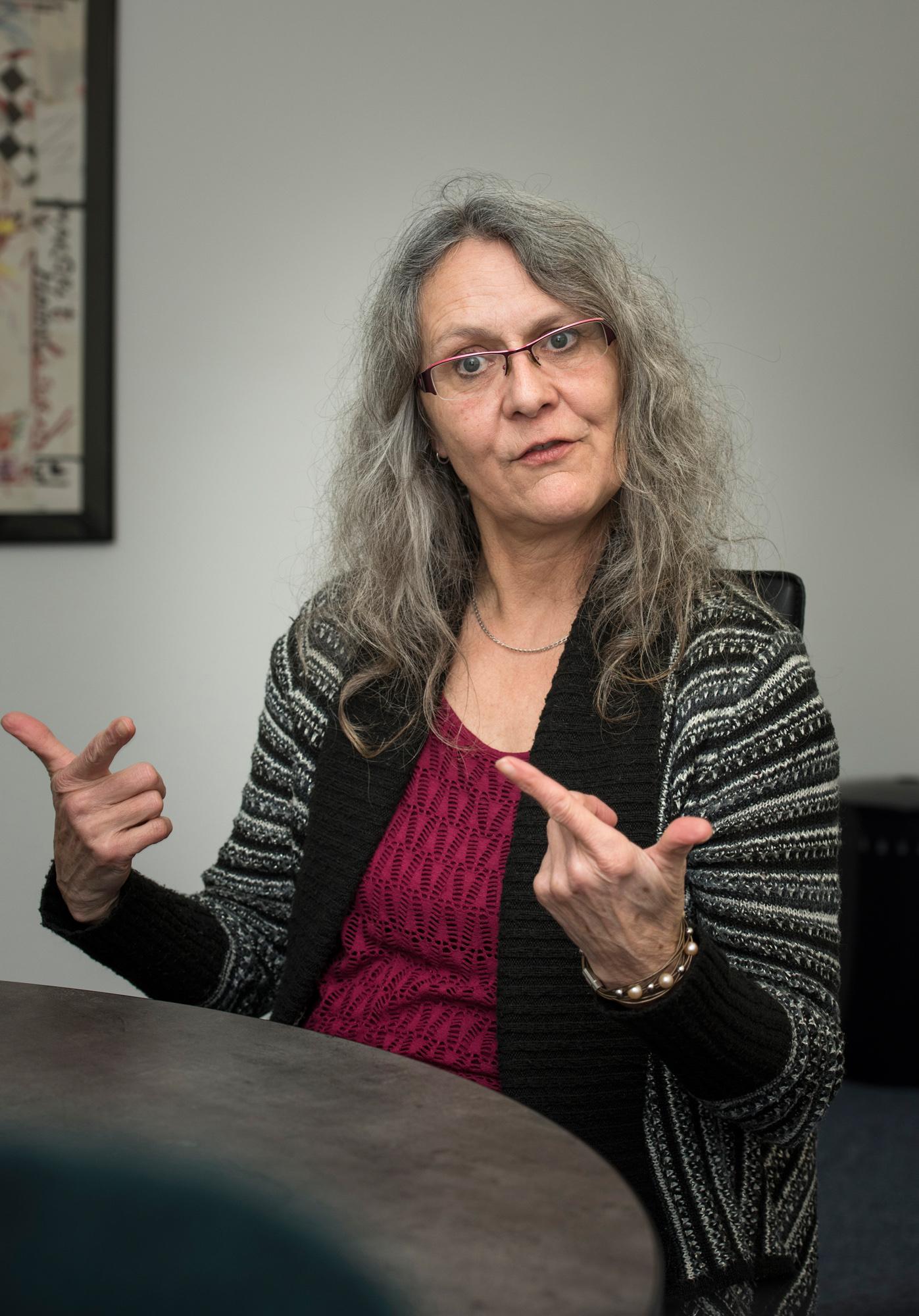 Ursula Vogt ist seit zehn Jahren Sterbehelferin.