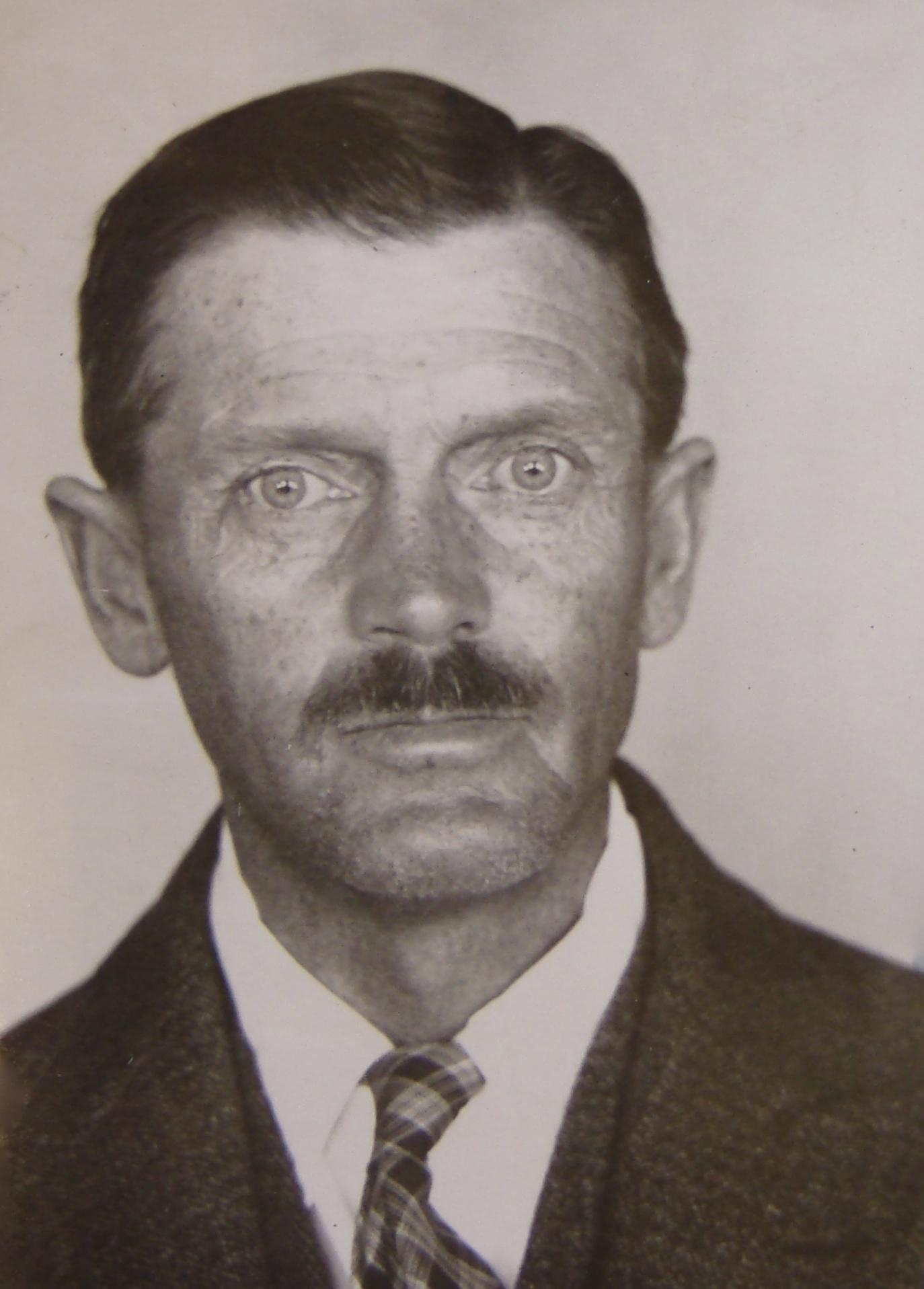 Fremdenlegionär, Trinker, Verwahrter: Karl Alois Deiss.