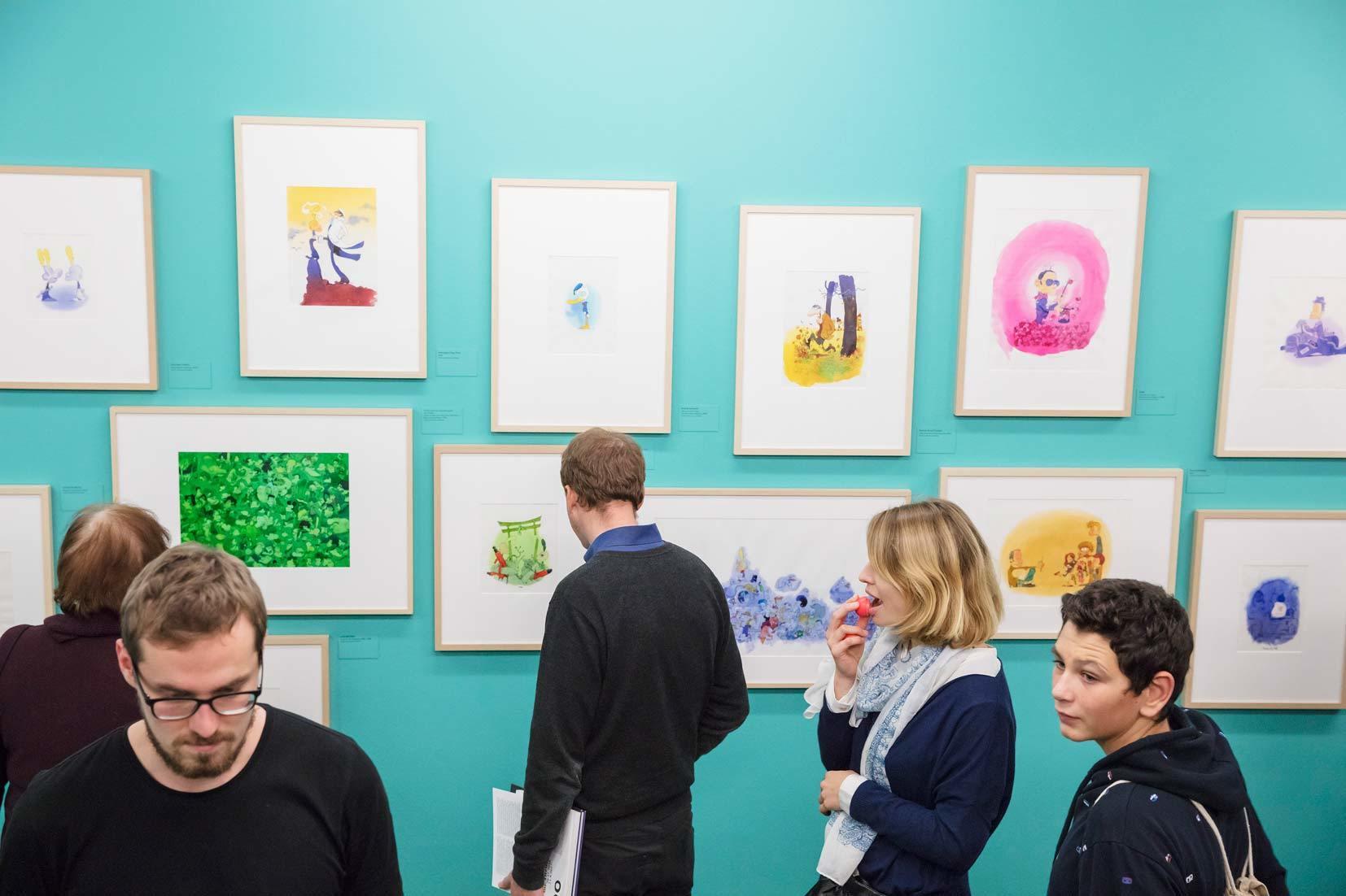 Die Ausstellung von Philippe Chappuis, dem international erfolgreichsten Schweizer Comicautor, ist ein Highlight der Basler Museumsnacht.