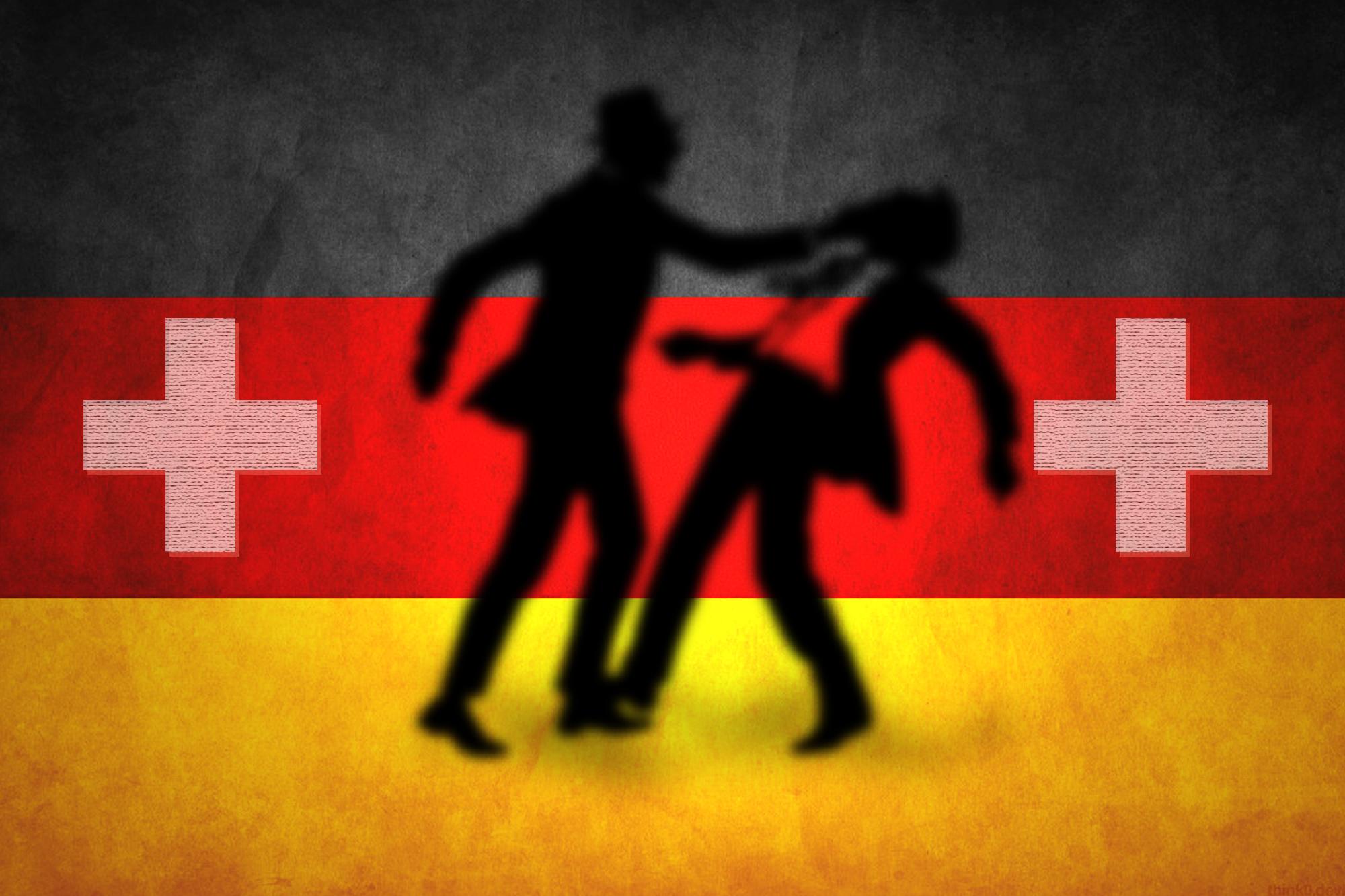 Deutsche Einwanderer machen unterschiedliche Erfahrungen in der Schweiz: Manche stossen auf Ablehnung...