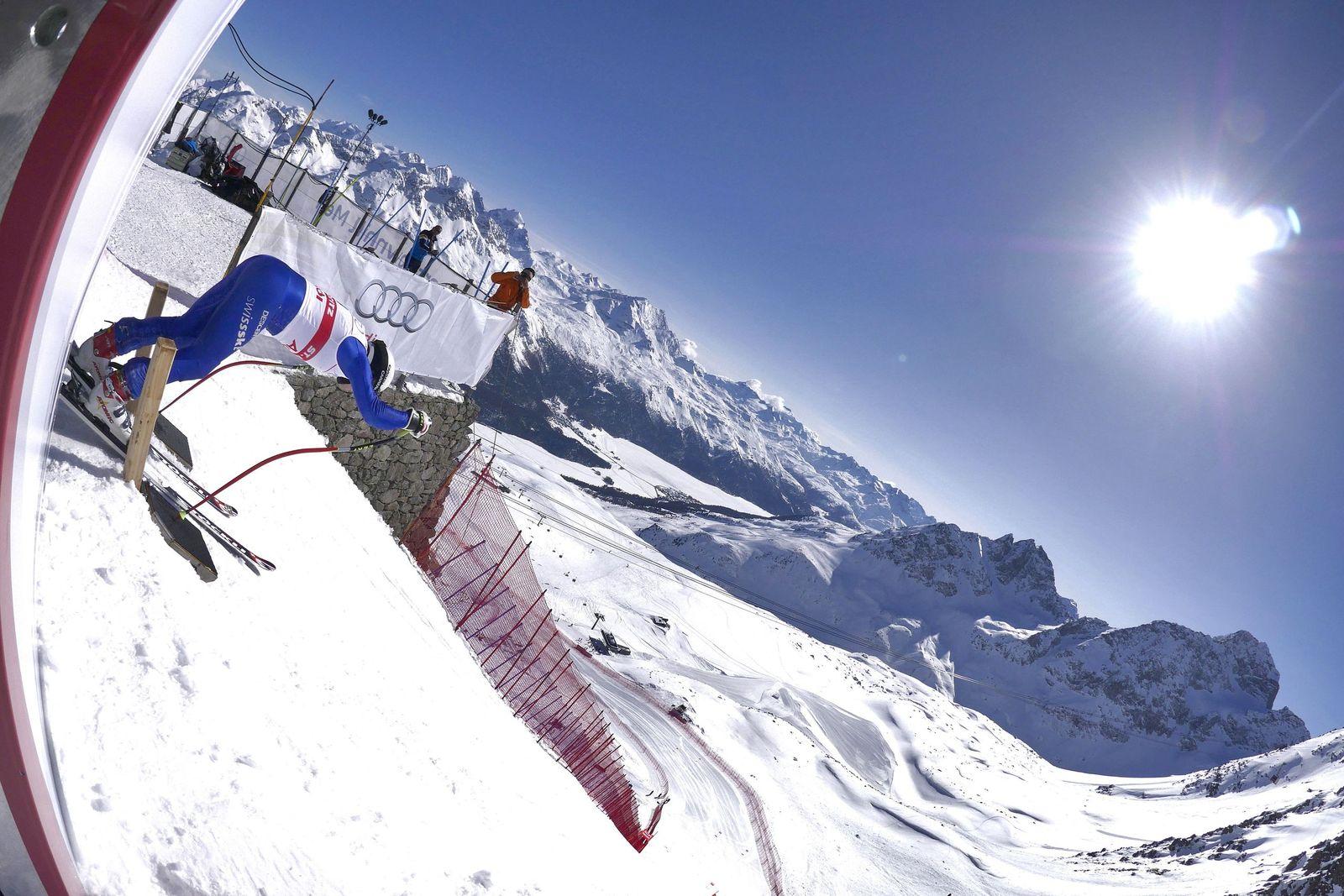 Top Of The World Das Wichtigste Zur Ski Wm In St Moritz Tageswoche
