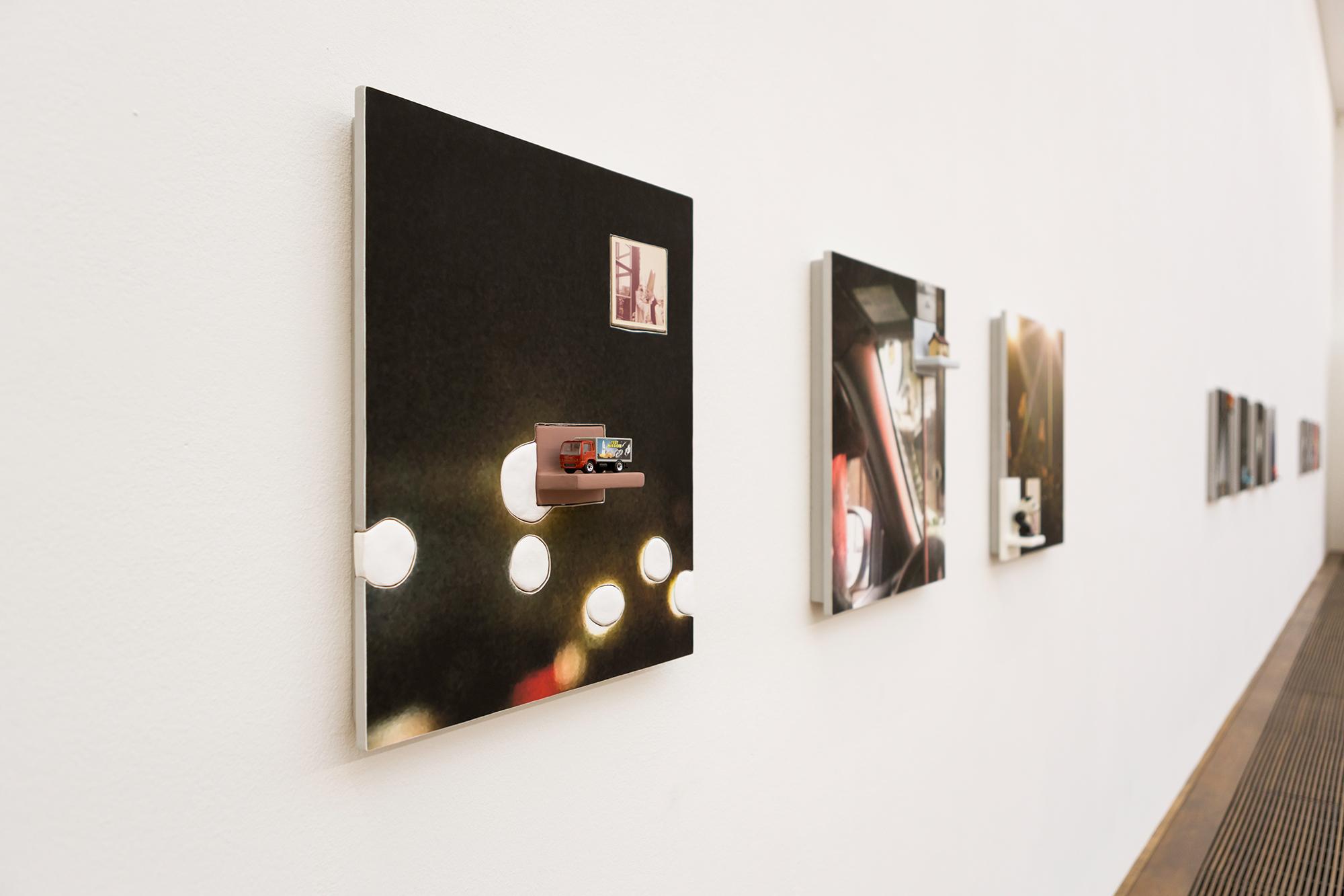 A frame in a frame in a frame: Sadie Bennings Werke sind Bilder in Bildern in Bildern.
