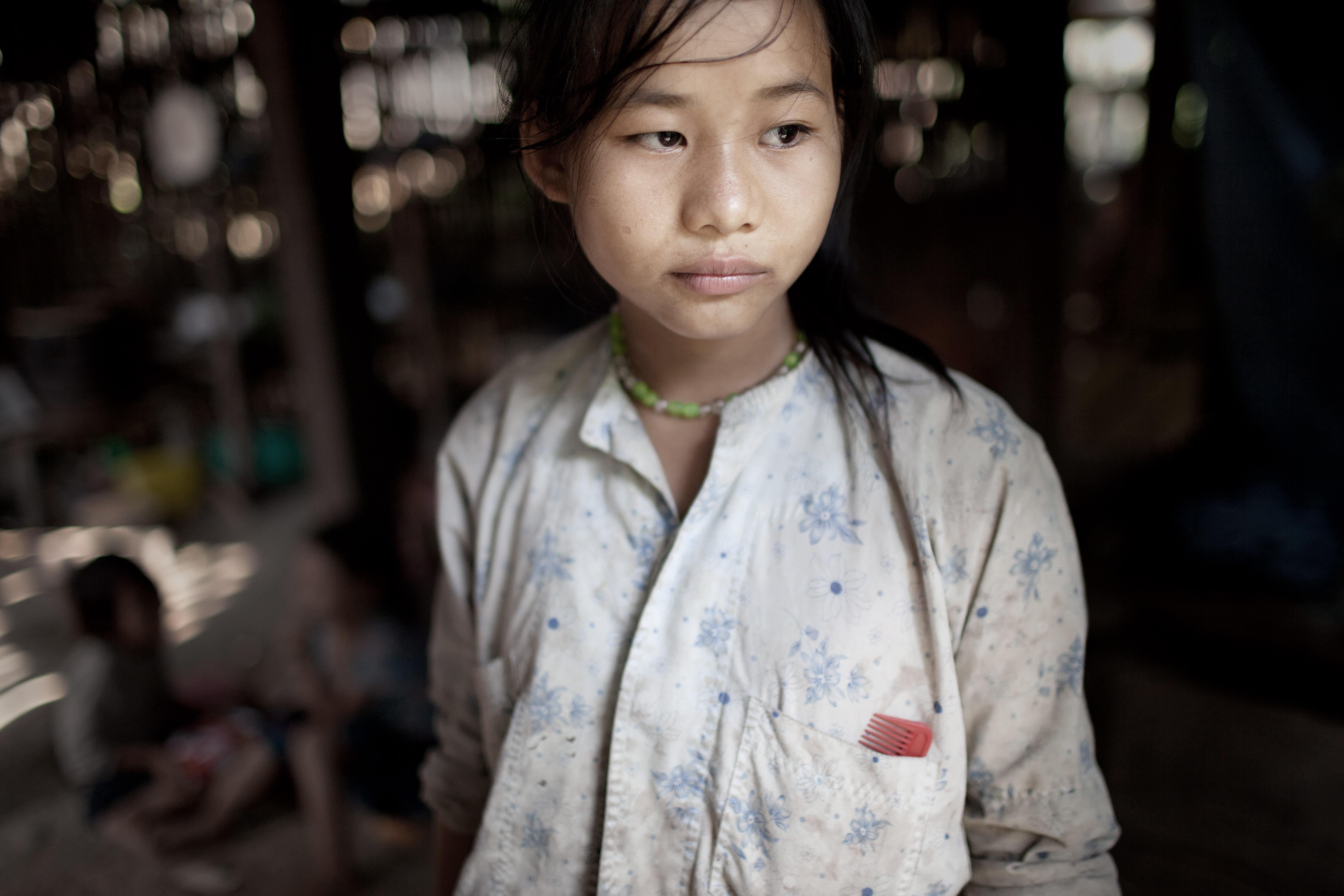 Als Thao* 14 Jahre alt war, wurde sie entführt, nach China verschleppt und an einen Bauern verkauft, der sie zu Farmarbeit zwang.