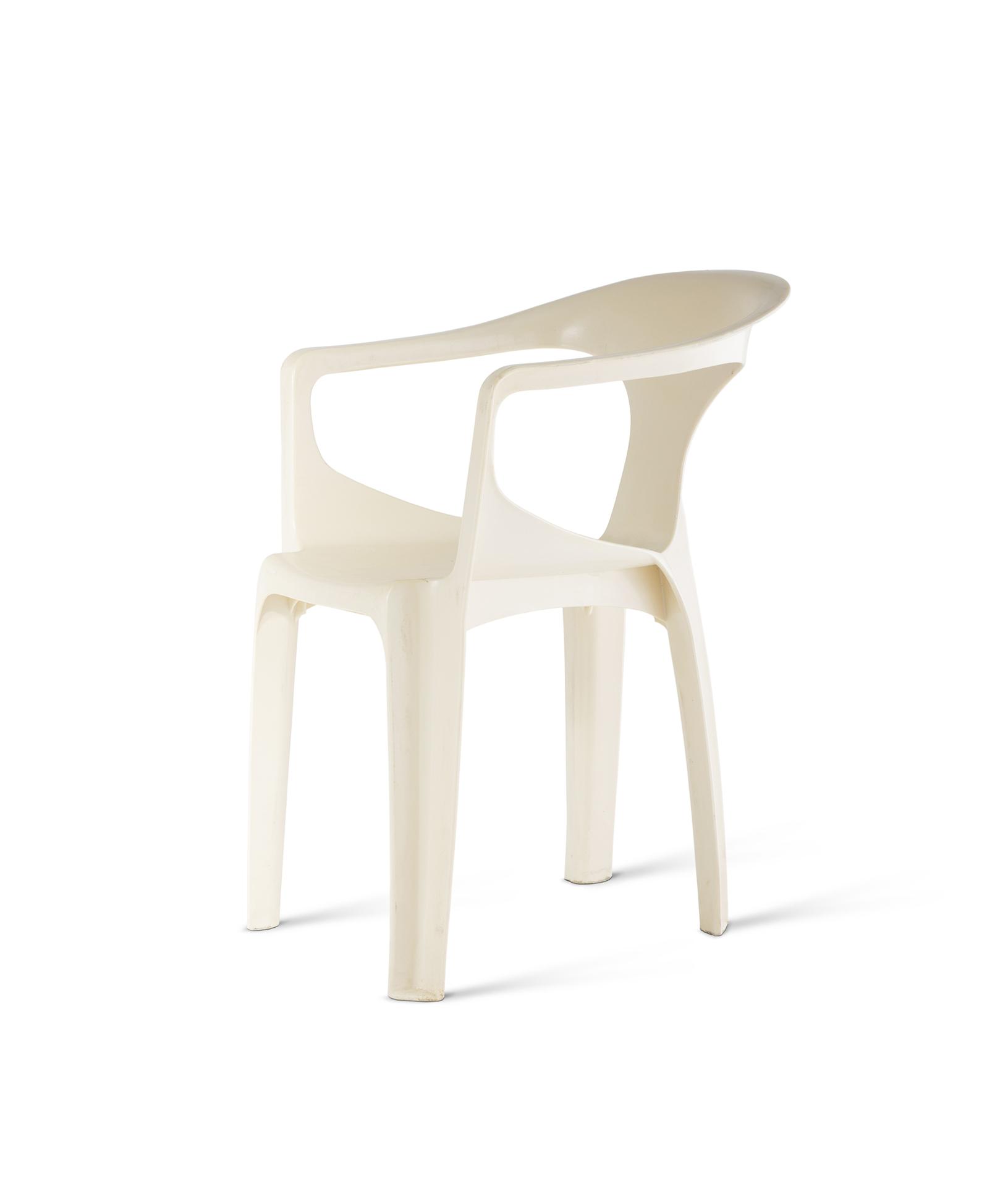 «Fauteuil 300»: Zwei Minuten dauert die Herstellung dieses Stuhls, entworfen vom französischen Ingenieur Henry Massonnet.