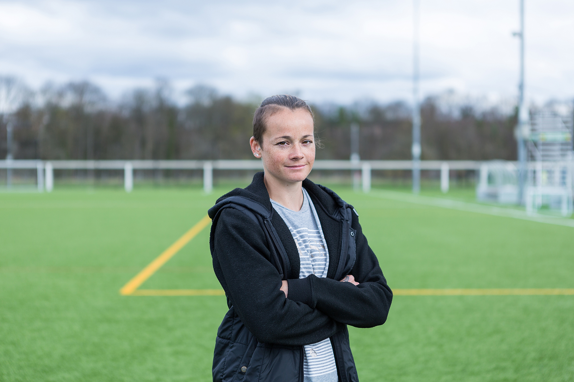 Ria Percival, FC Basel, Frauen