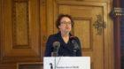 Trotz Defizit erfreut: Das Parlament segnet die Staatsrechnung von Finanzdirektorin Eva Herzog ab.