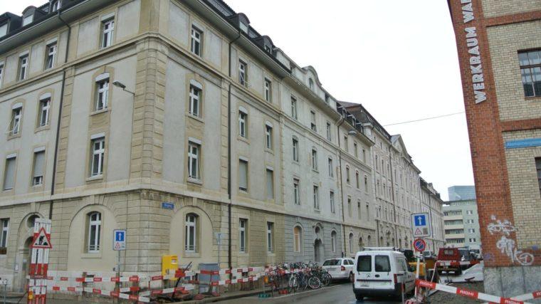 Mietstreit am Basler Burgweg: Vermieter will Wohnungen auf eigene ...