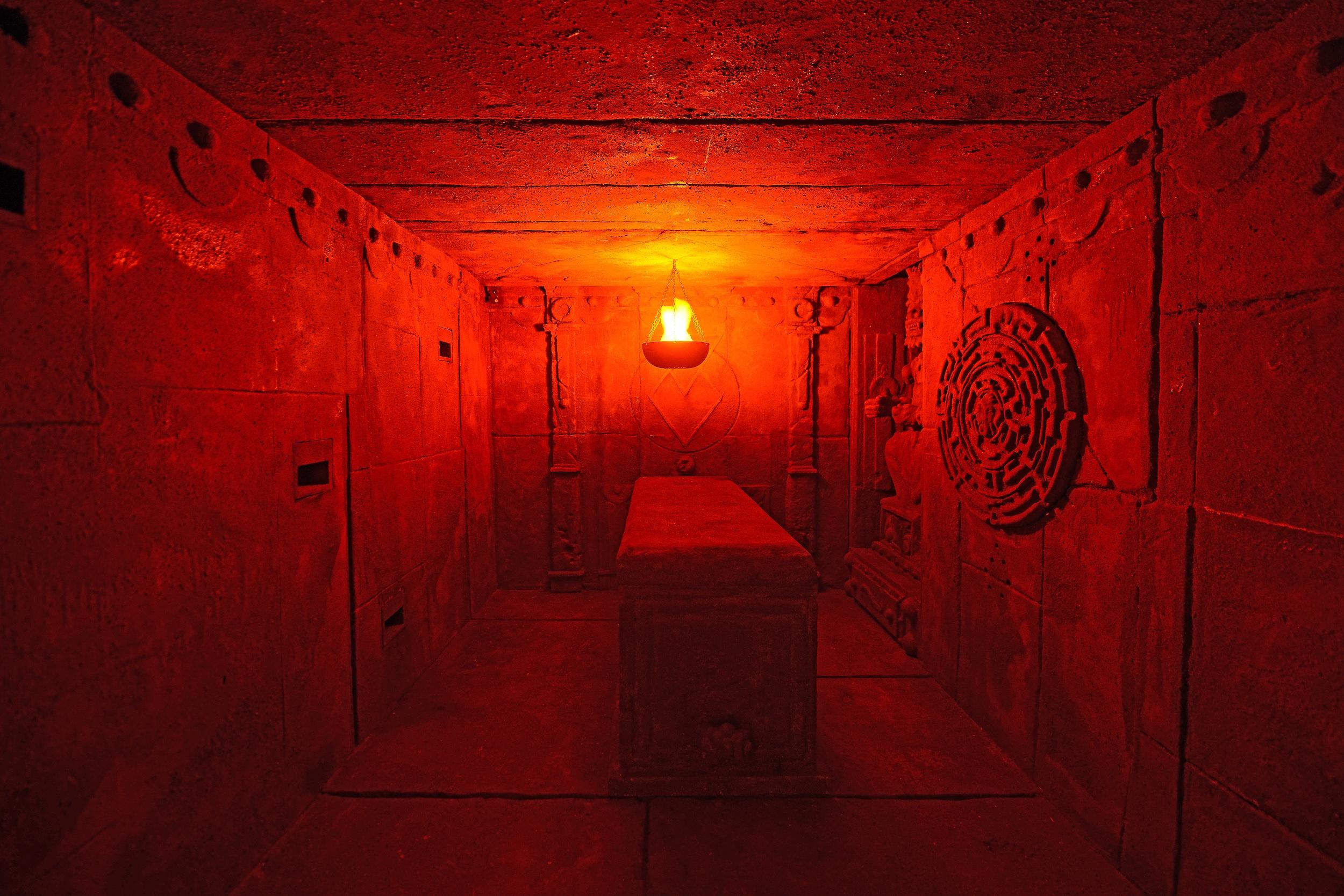 Das neuste Room-Escape-Abenteuer am Voltaplatz: Indiana Jones lässt grüssen.