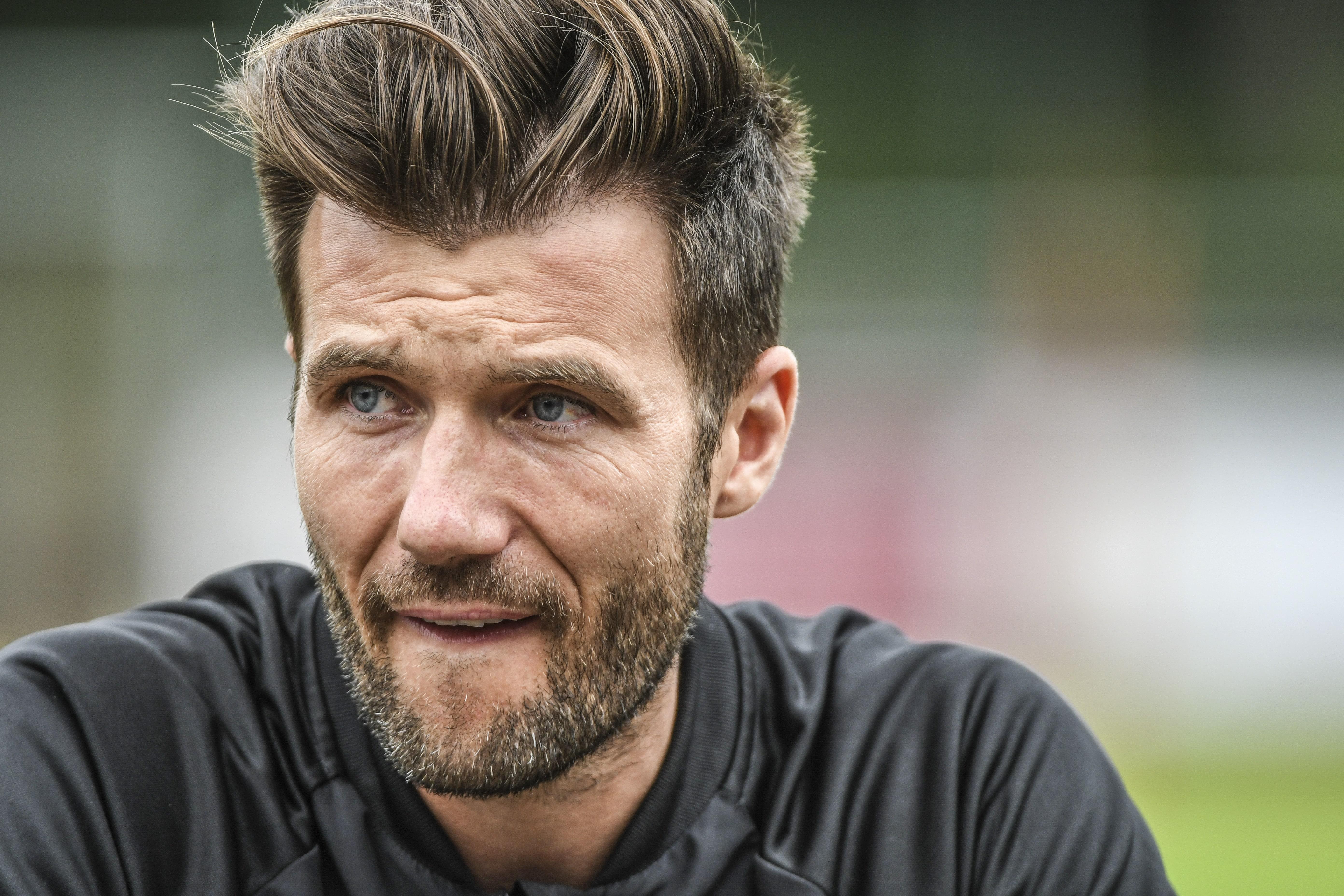 28.06.2017; Rottach-Egern; FUSSBALL SUPER LEAGUE - FC Basel Trainingslager - Training; Trainer Raphael Wicky (Basel) (Andy