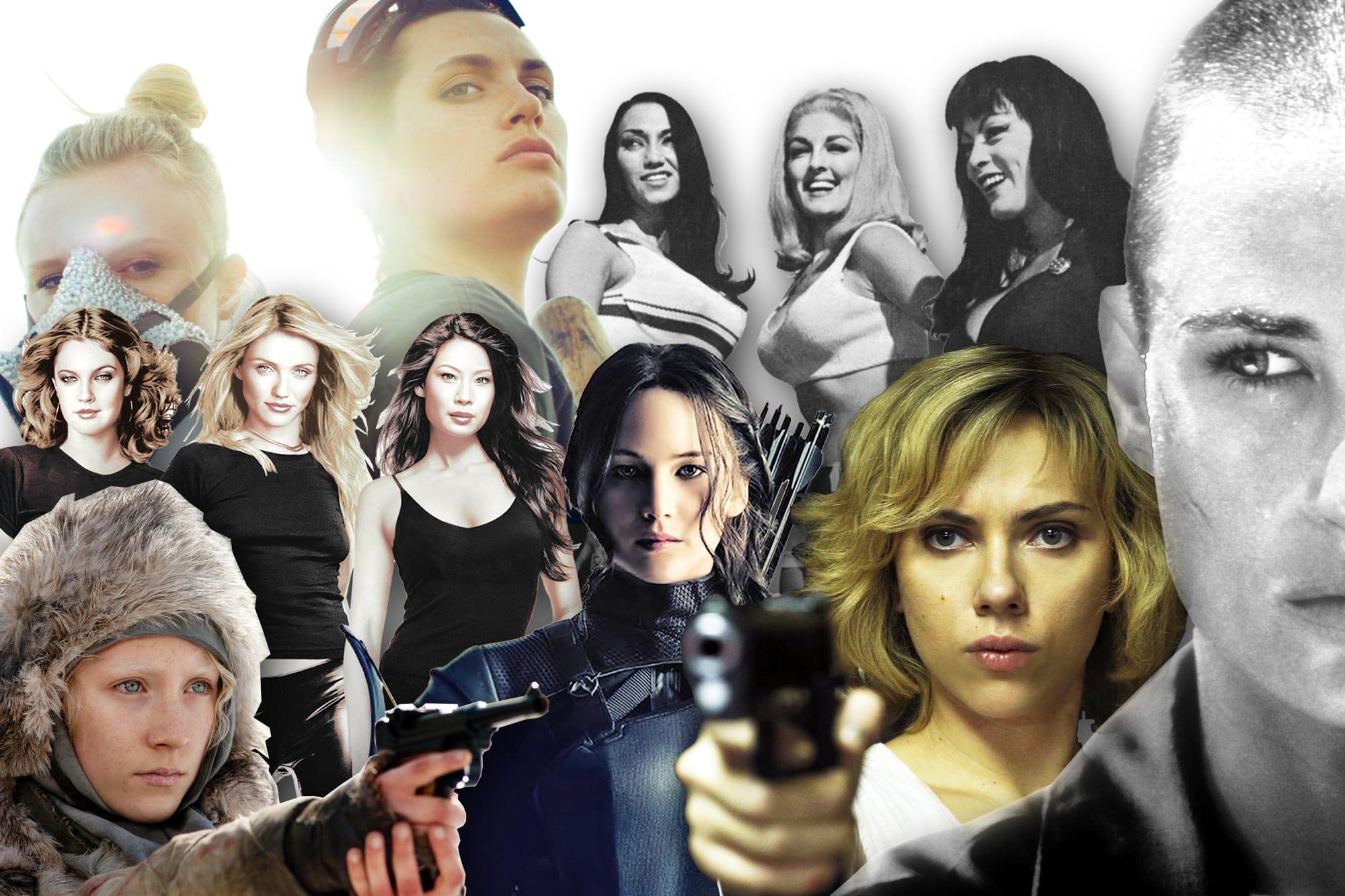 Alles Wonder Women, ganz ohne Gender-Hype.