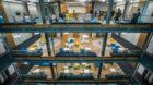 <p>Die neuen Bayer-Büros imPeter-Merian-Haus.</p>