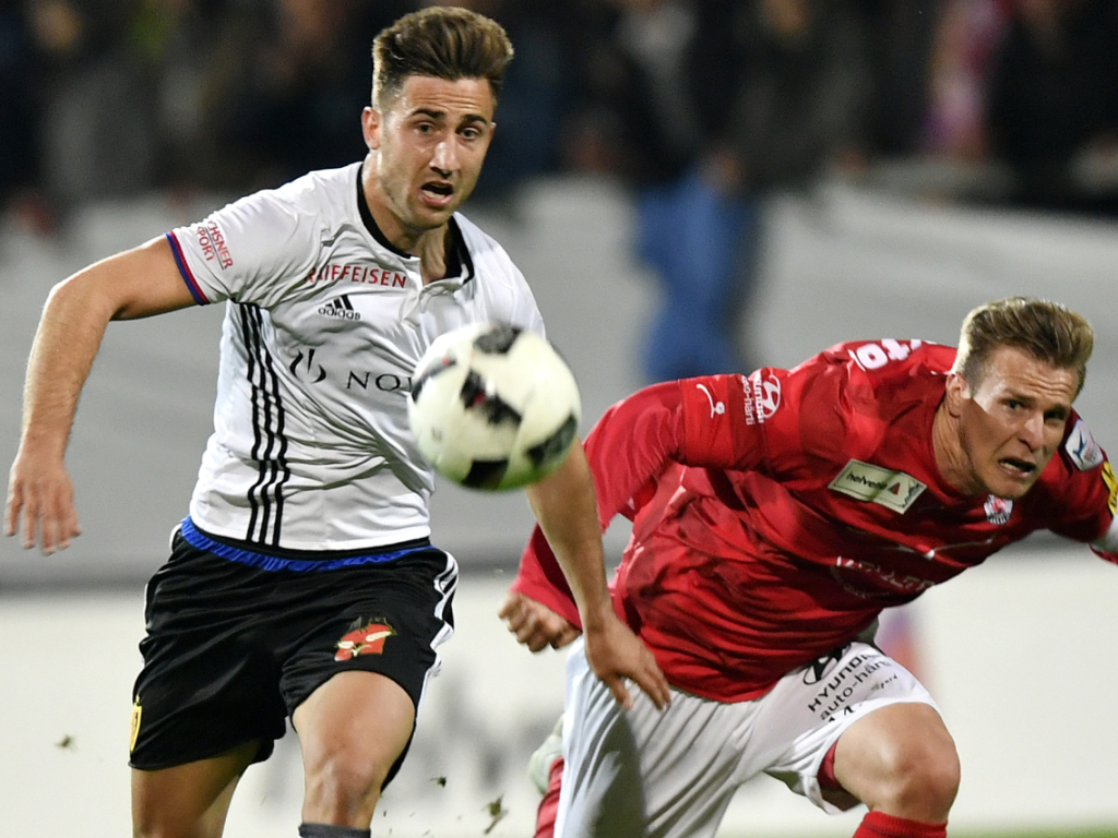 Andraz Sporar wechselt leihweise von Basel zu Arminia Bielefeld