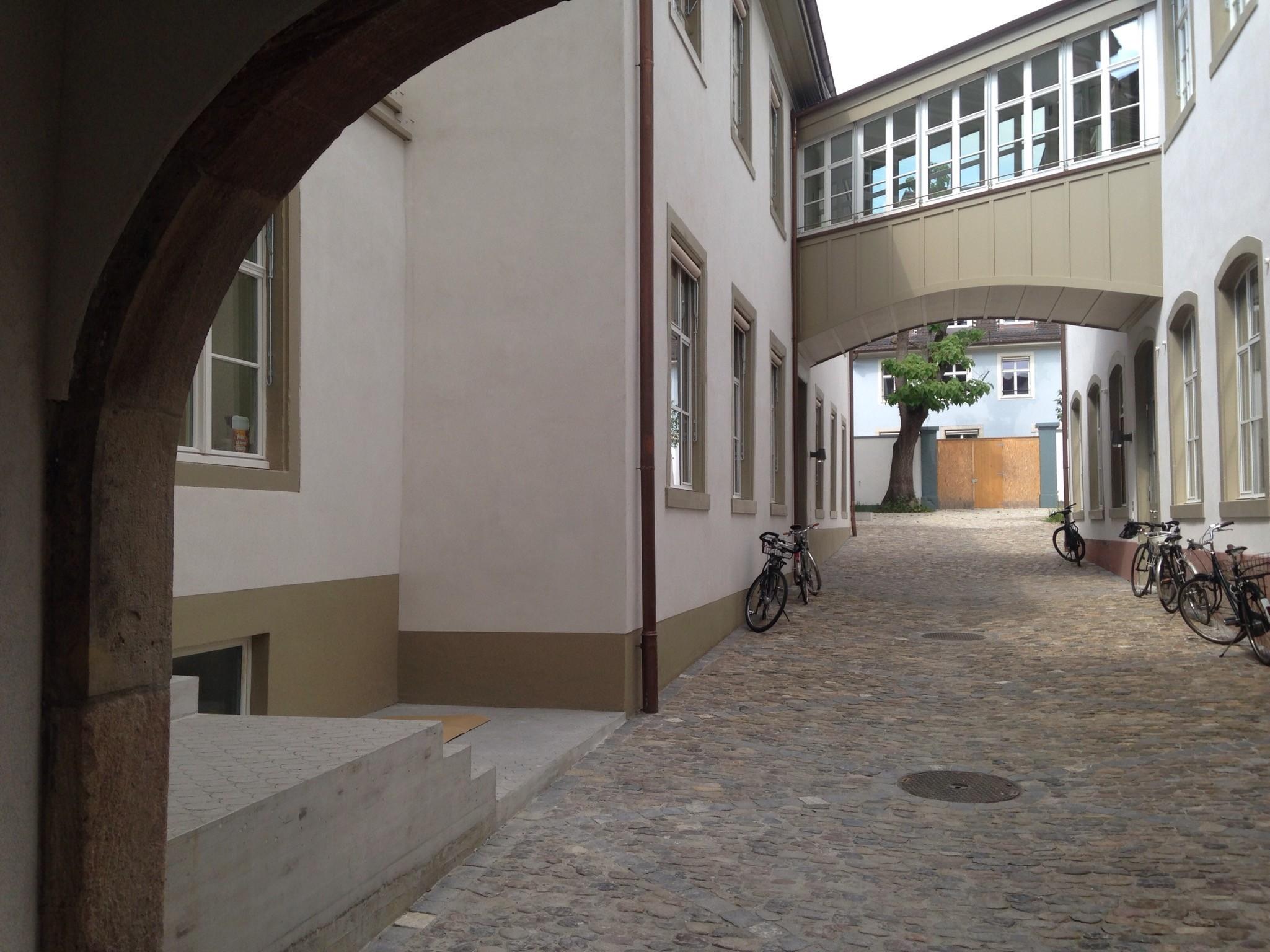 Geschäftssitz der Stiftung Habitat.