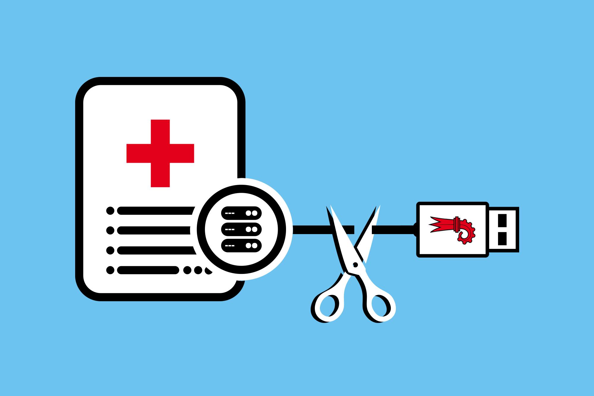 Weniger Geld, mehr Aufgaben: Zum Beispiel bei der Kontrolle des richtigen Umgangs mit Patientendaten stösst der Baselbieter