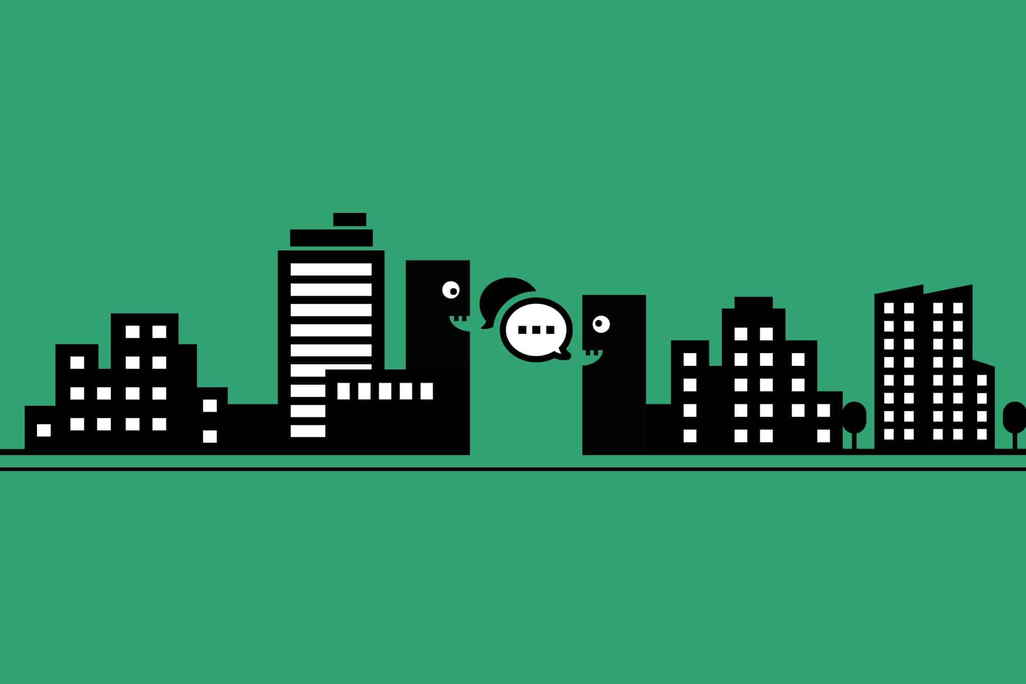 Stadtgespräch: Sie stellen die Fragen, wir recherchieren.