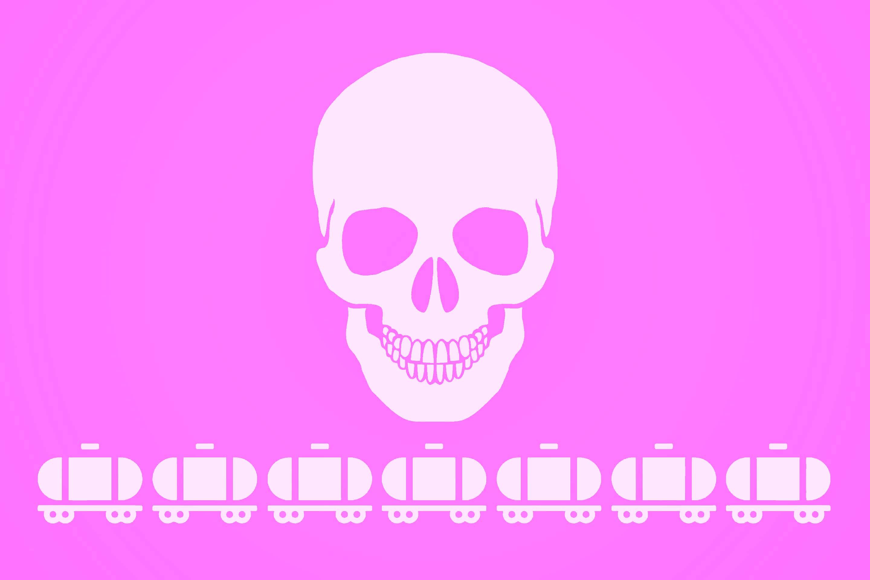 Für das Jahr 2030 werde mit einer Zunahme der Gefahrgut-Transporte um 60 Prozent gerechnet.