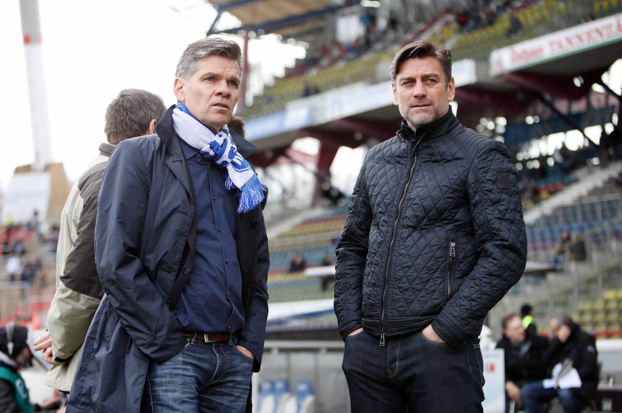 Karlsruher SC - Hannover 96 Deutschland, Karlsruhe, 04.03.2017, Fussball, 2. Bundesliga, Saison 2016/2017, 23. Spieltag, Karl