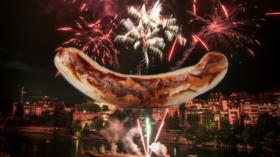 Feuerwerk und kulinarische Höhenflüge am Rhein: Die Bundesfeier kann kommen (Symbolbild)