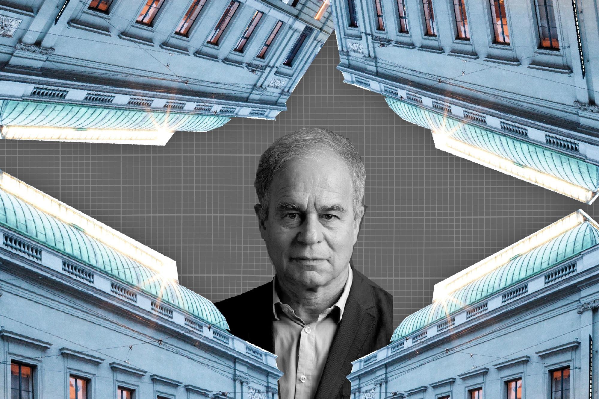 Eine Architekturhauptstadt ohne Architekturmuseum: Geht nicht, findet Pierre de Meuron