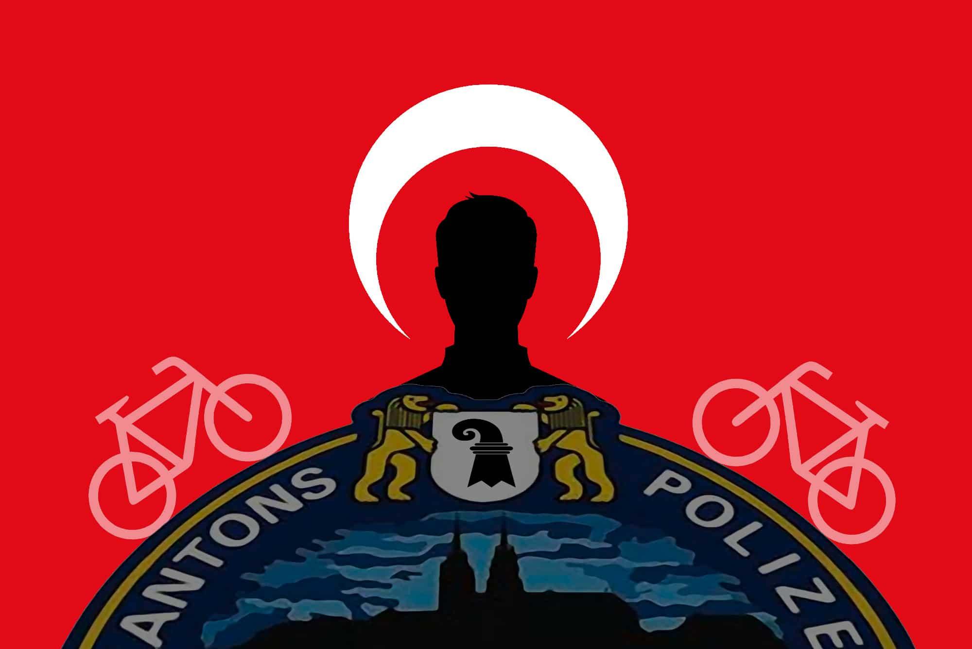 Kein Erdogan-Spitzel: Der Basler Sicherheitsassistent Y.S. wird vom Vorwurf der Spionage entlastet.